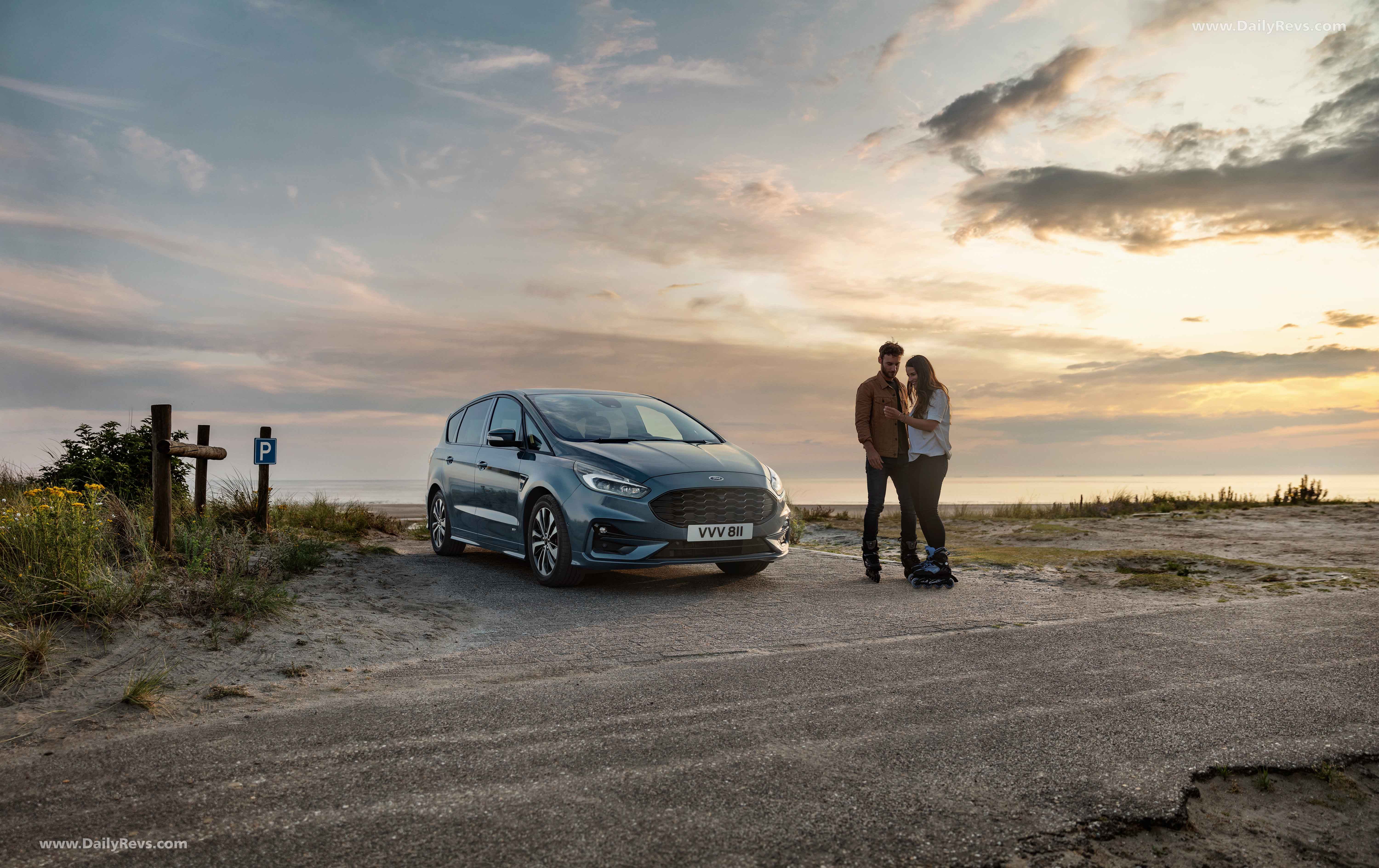 2020 Ford S-MAX full