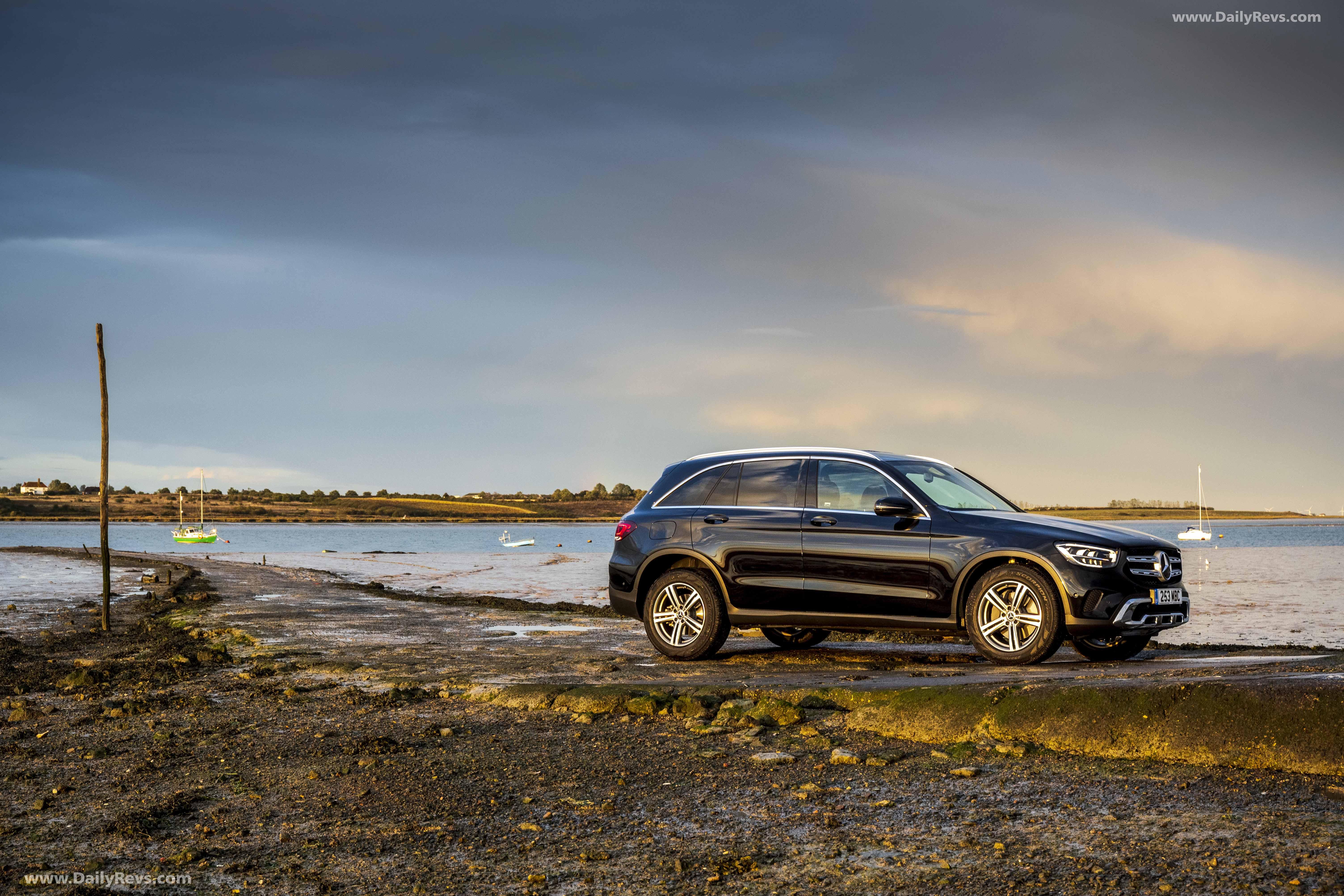 2020 Mercedes‑Benz GLC [UK] full