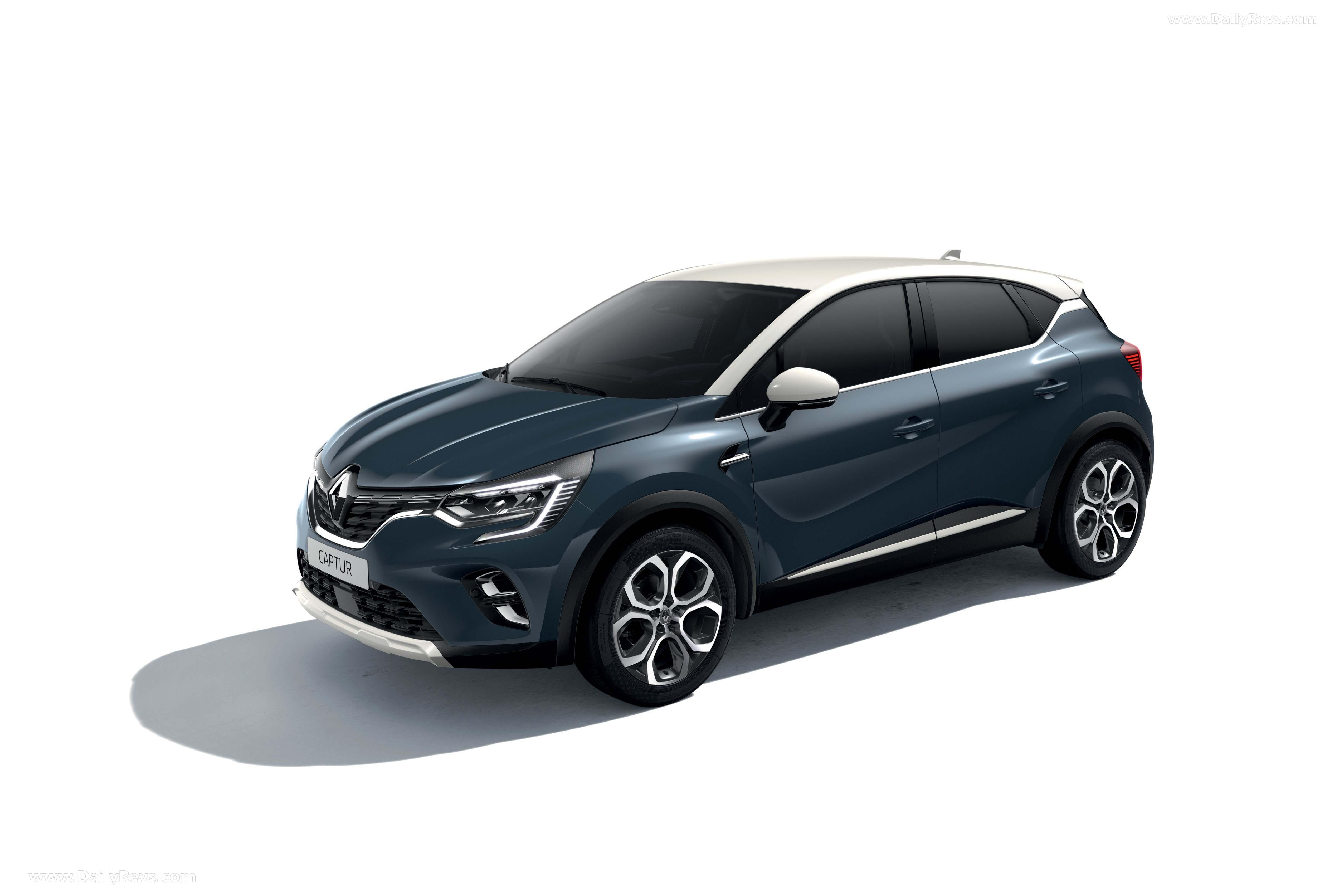 2020 Renault Captur full