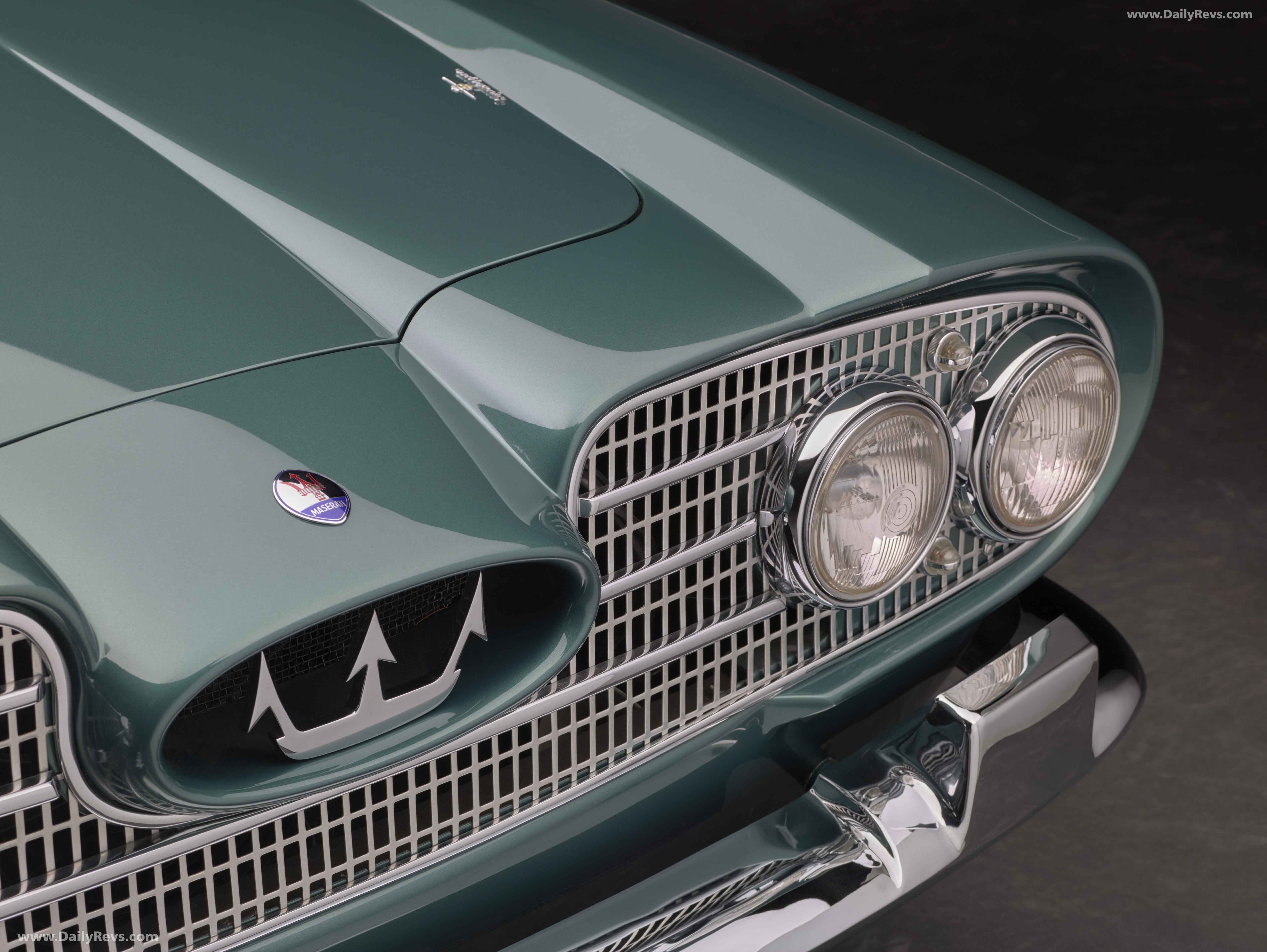 1959 Maserati 5000 GT - HD Pictures, Videos, Specs ...