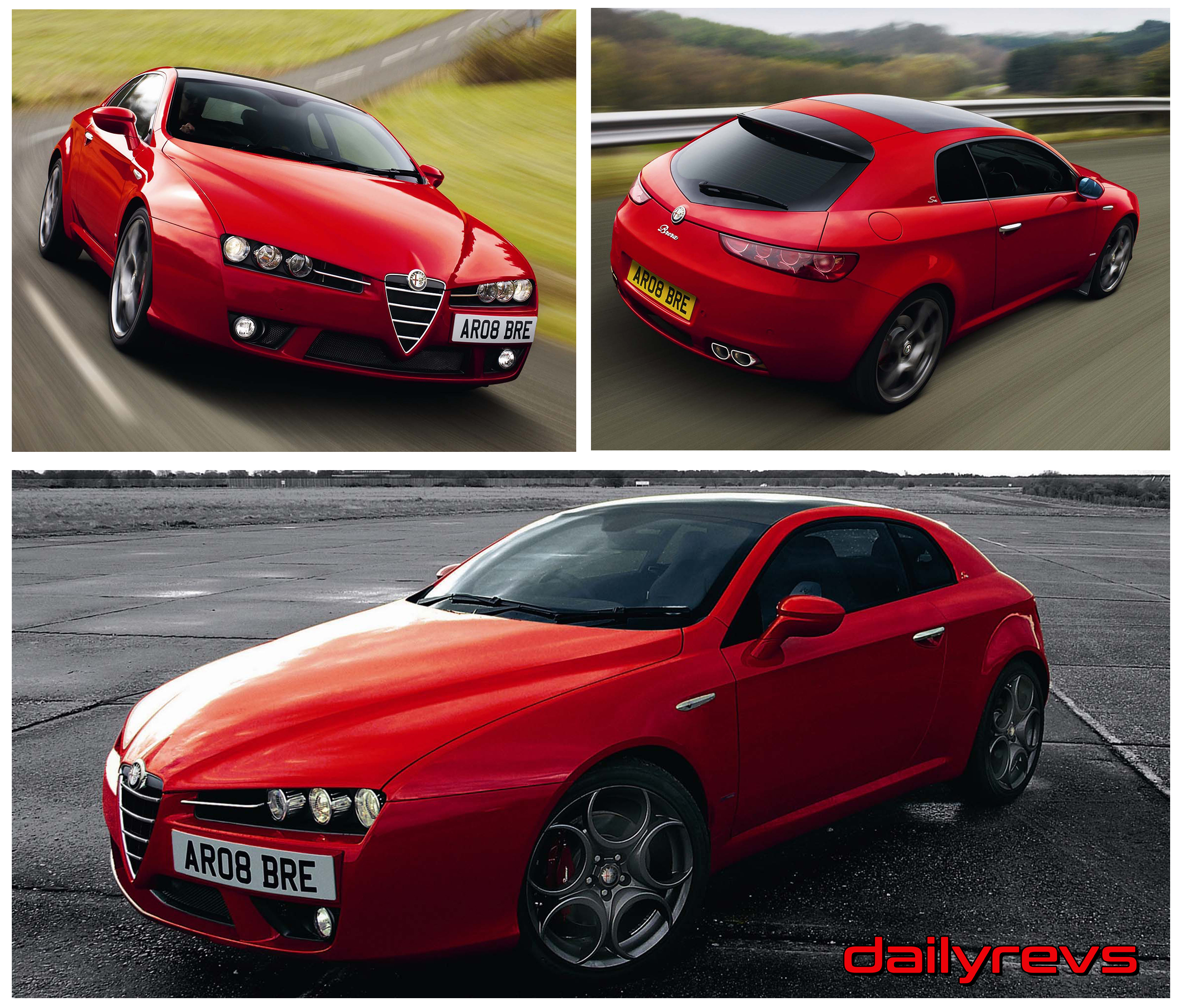 2009 Alfa Romeo Brera S Hd Pictures Videos Specs Information Dailyrevs