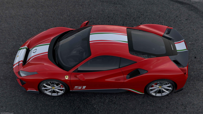 2020 Ferrari 488 Pista Tailor Made full