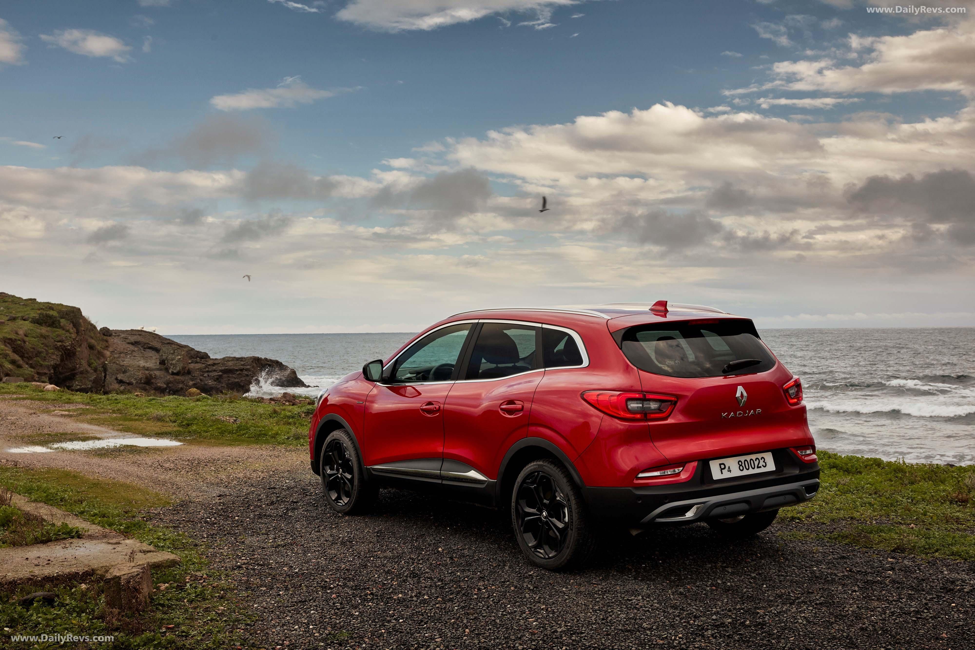 2019 Renault Kadjar - HD Pictures, Specs, Informations ...