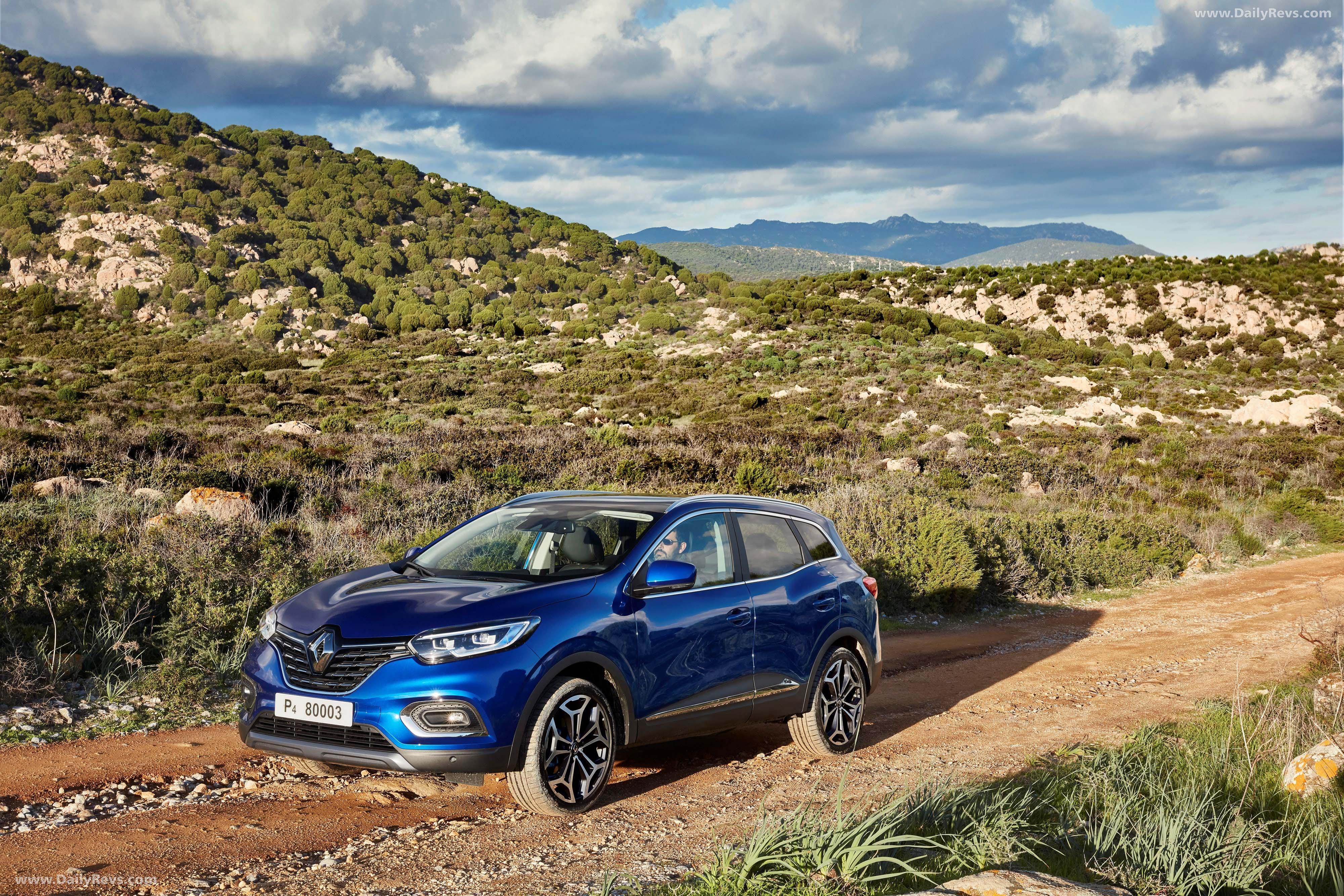 2019 Renault Kadjar full