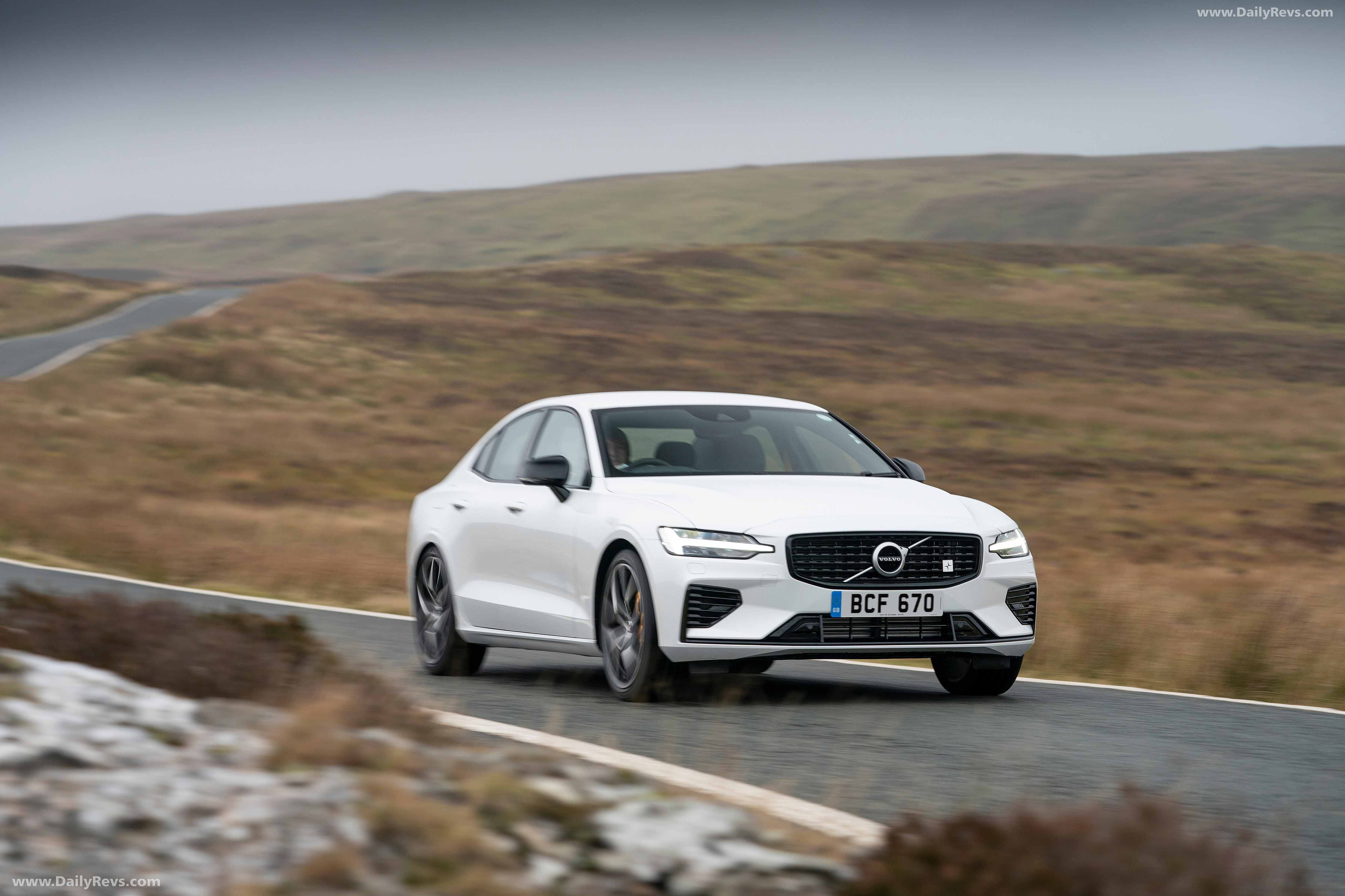 2019 Volvo S60 T8 Twin Engine Polestar Engineered - HD ...