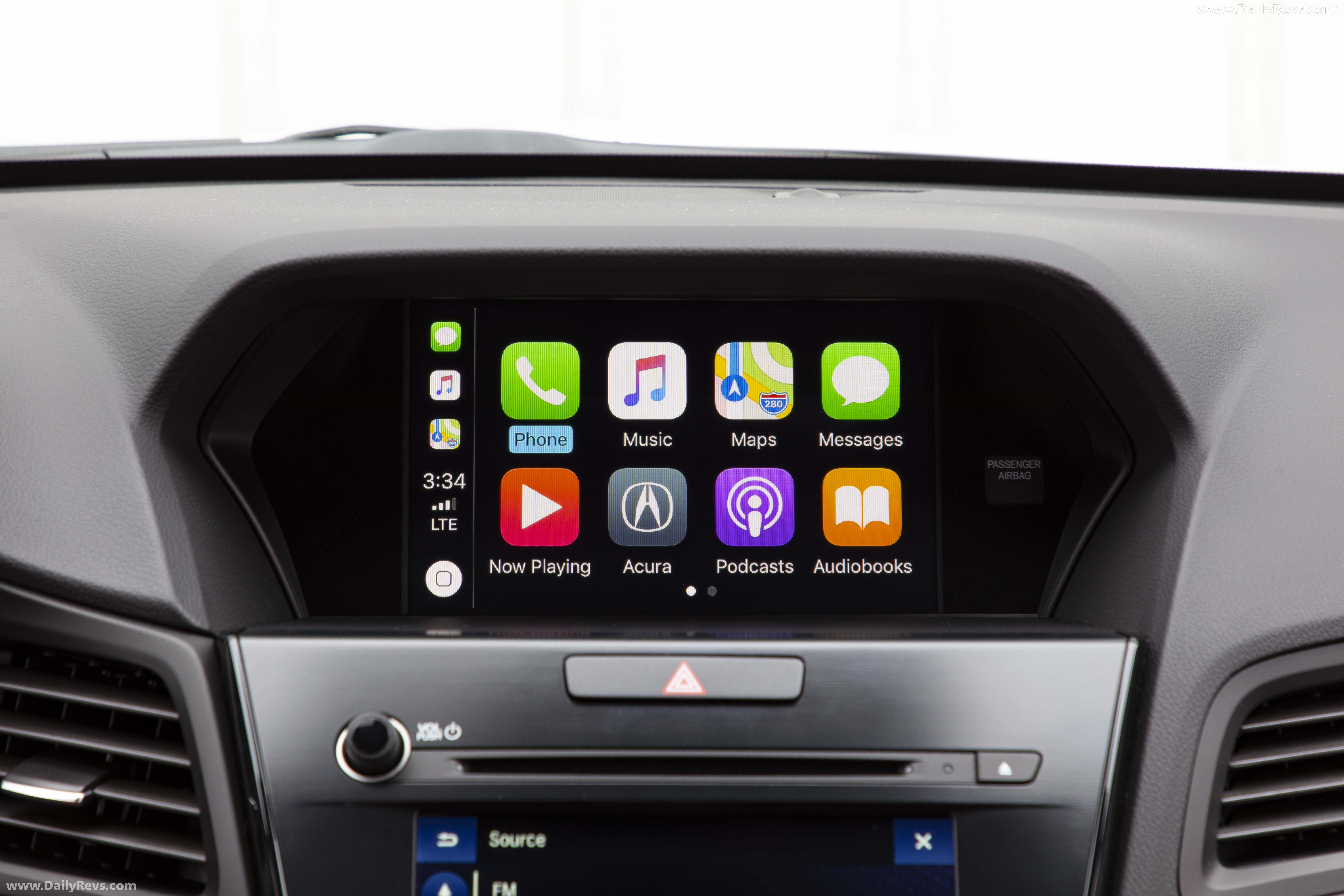 2020 Acura ILX A‑Spec full