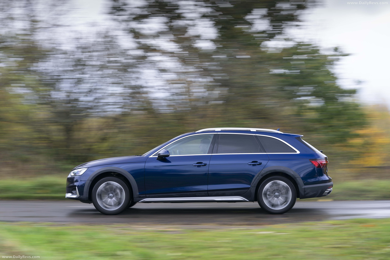 2020 Audi A4 allroad quattro UK - Pictures, Images, Photos ...