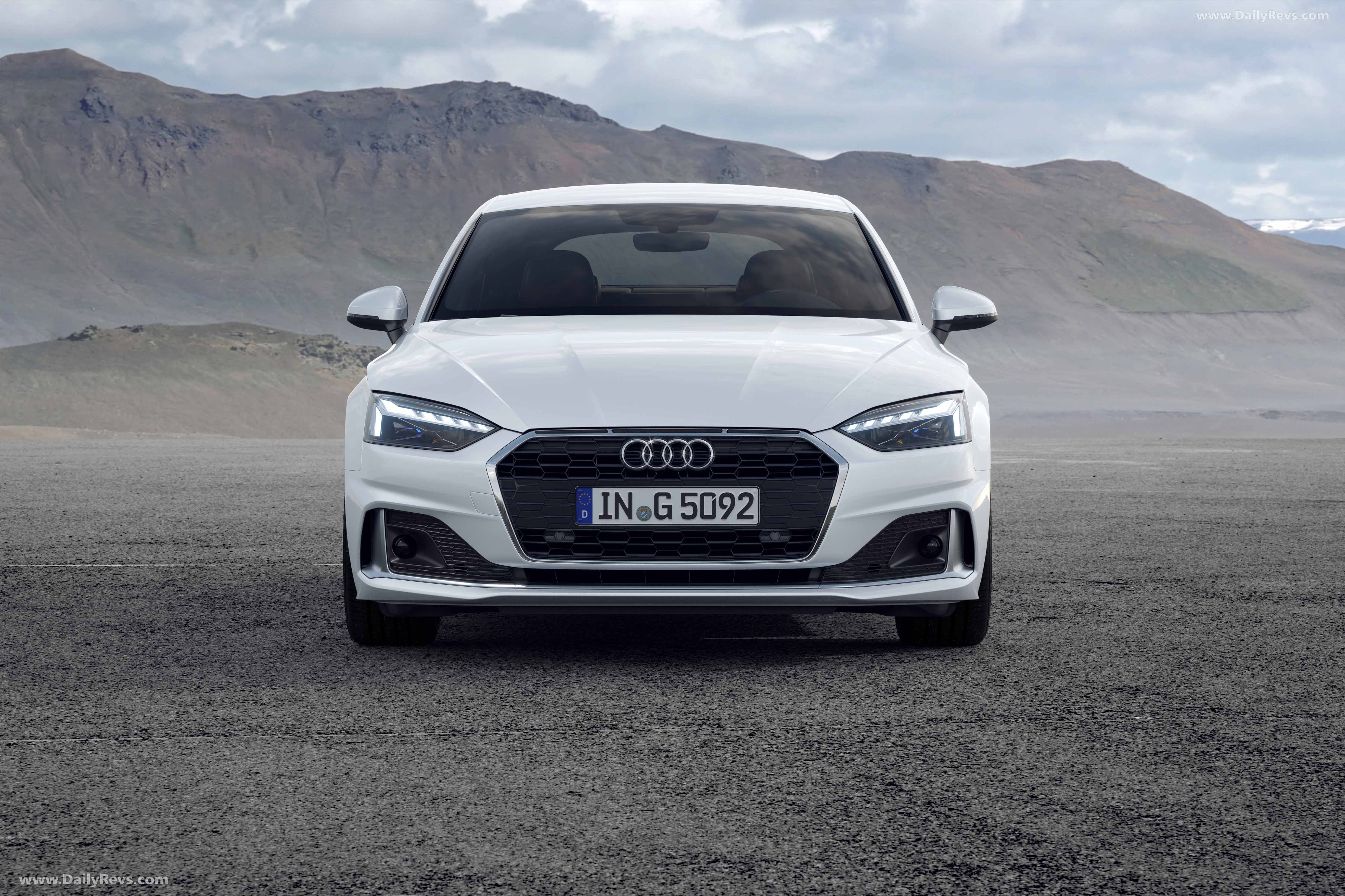 2020 Audi A5 Sportback 40 G Tron Pictures Images Photos Wallpapers Dailyrevs
