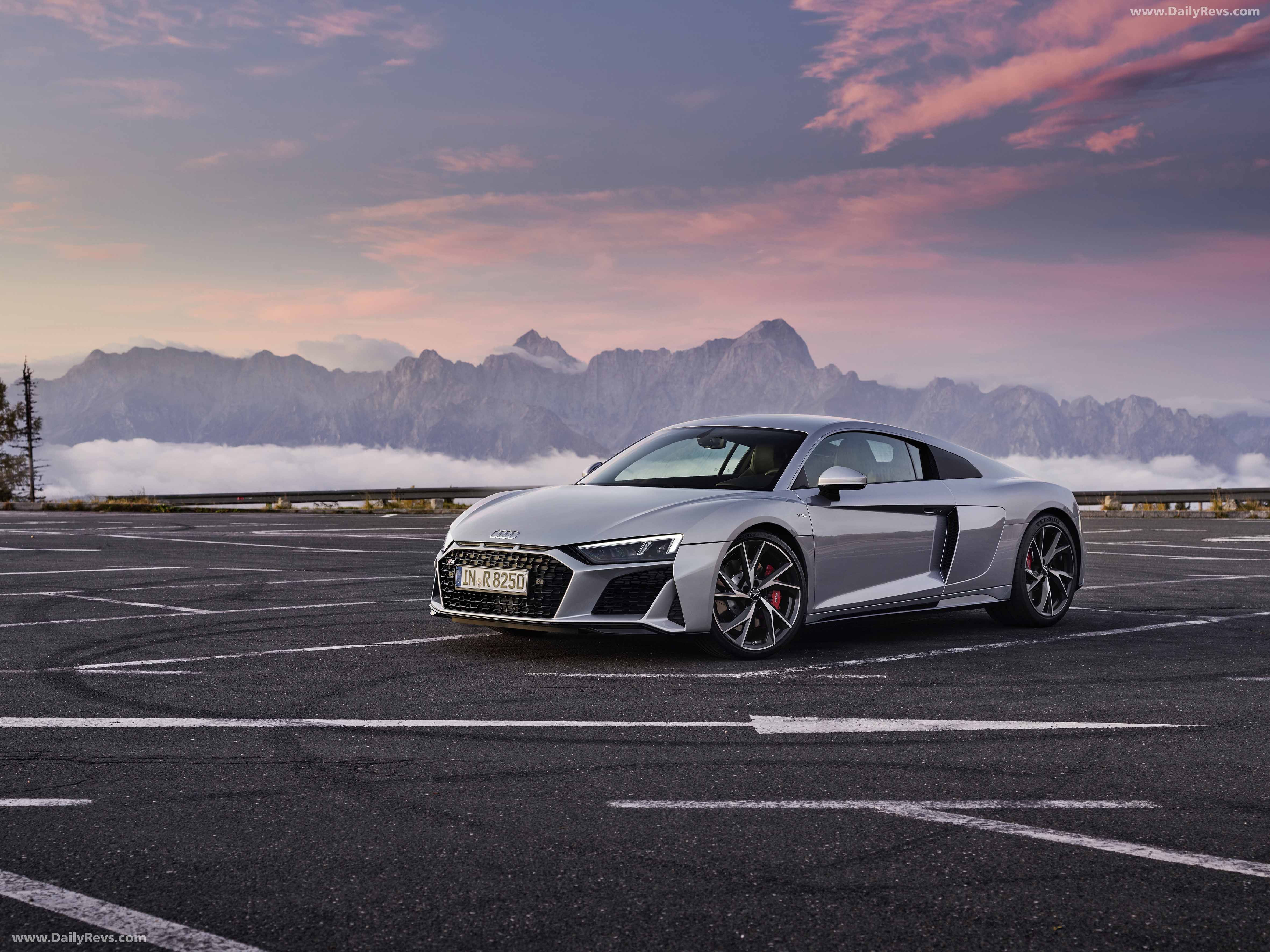 2020 Audi R8 V10 RWD Coupe - HD Pictures, Specs ...
