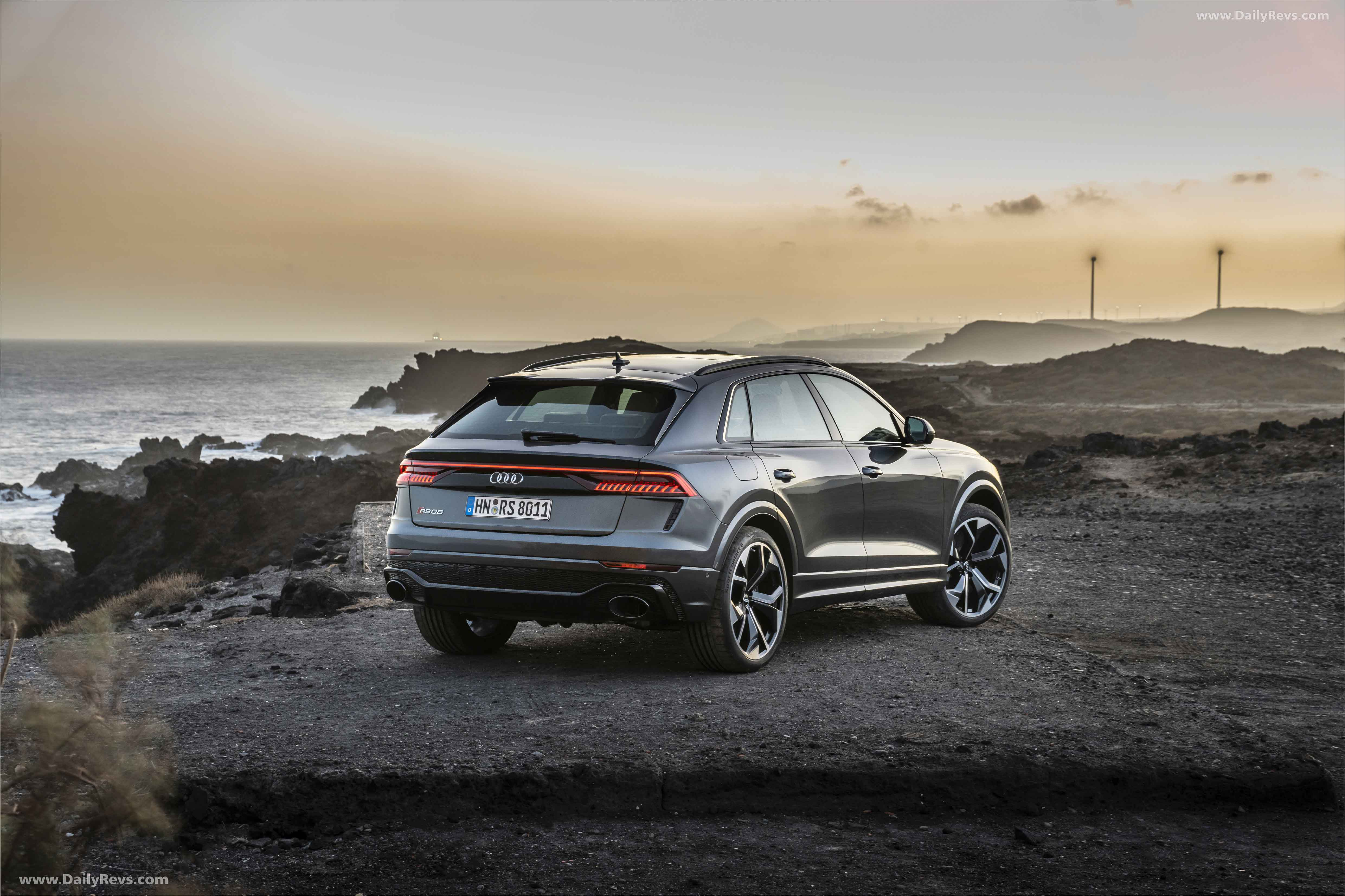 2020 Audi RS Q8 - Pictures, Images, Photos & Wallpapers ...