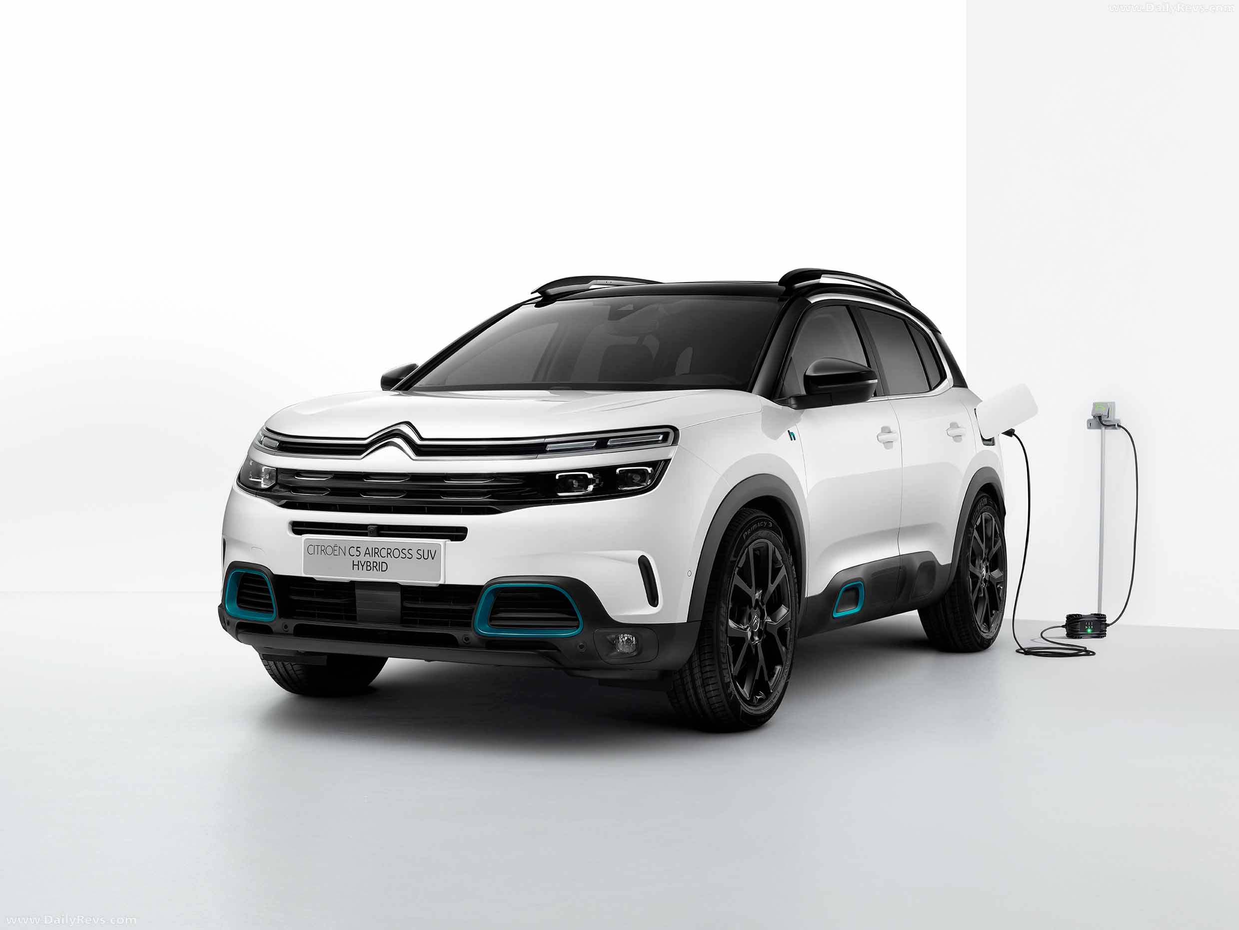 2020 Citroen C5 Aircross SUV Hybrid - HD Pictures, Spec ...