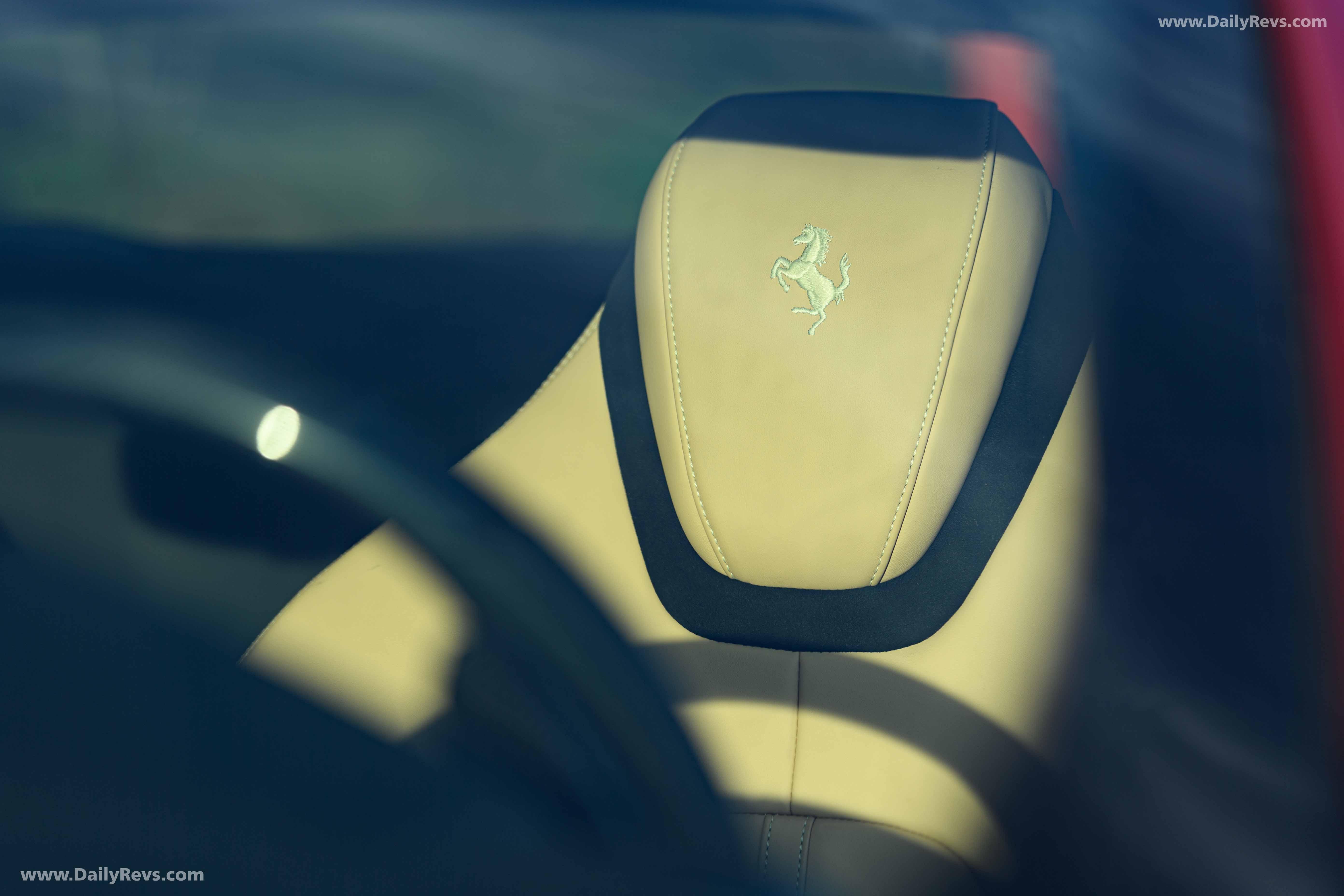 2020 Ferrari Roma full