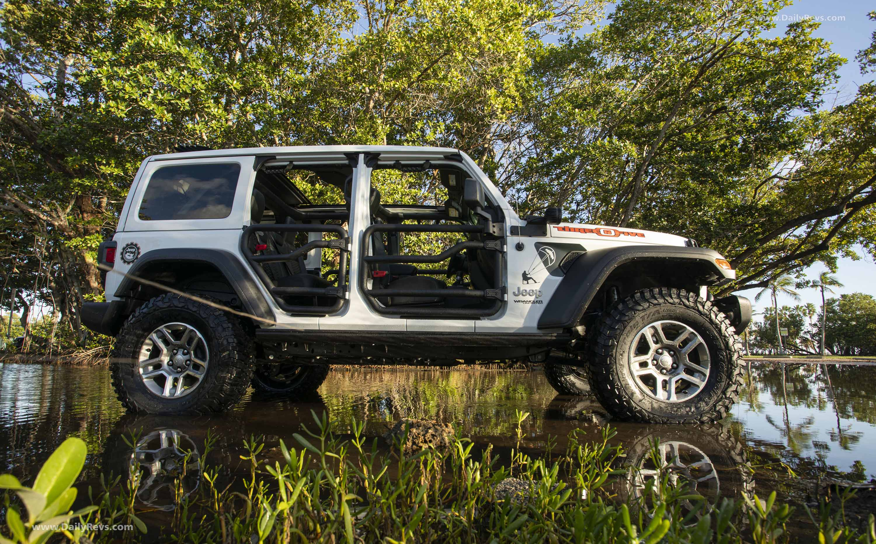 "2020 Jeep® Wrangler ""Three O Five"" Edition full"