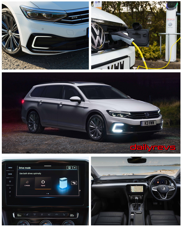 2020 Volkswagen Passat GTE Advance Estate