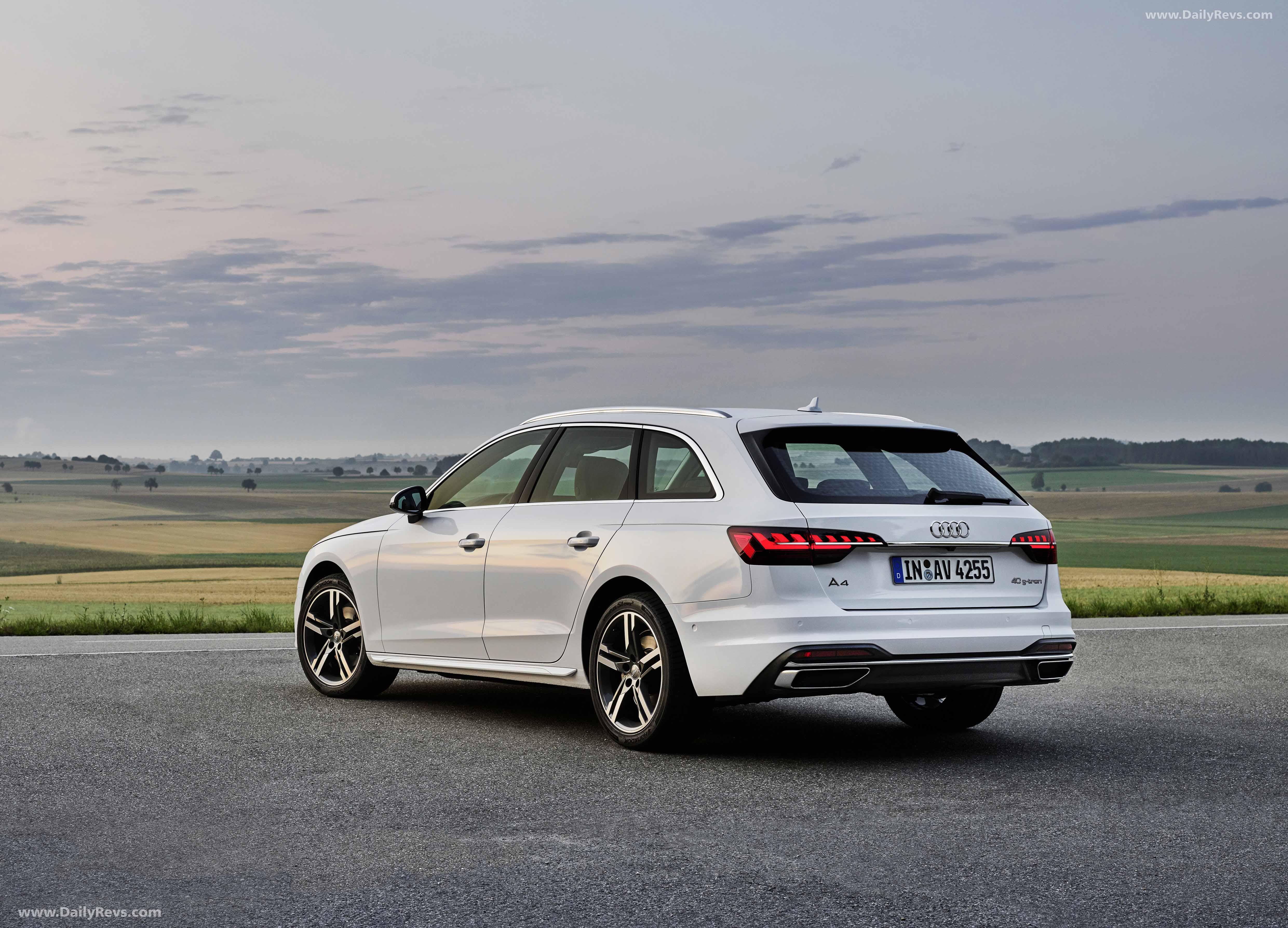 Audi A4 G Tron