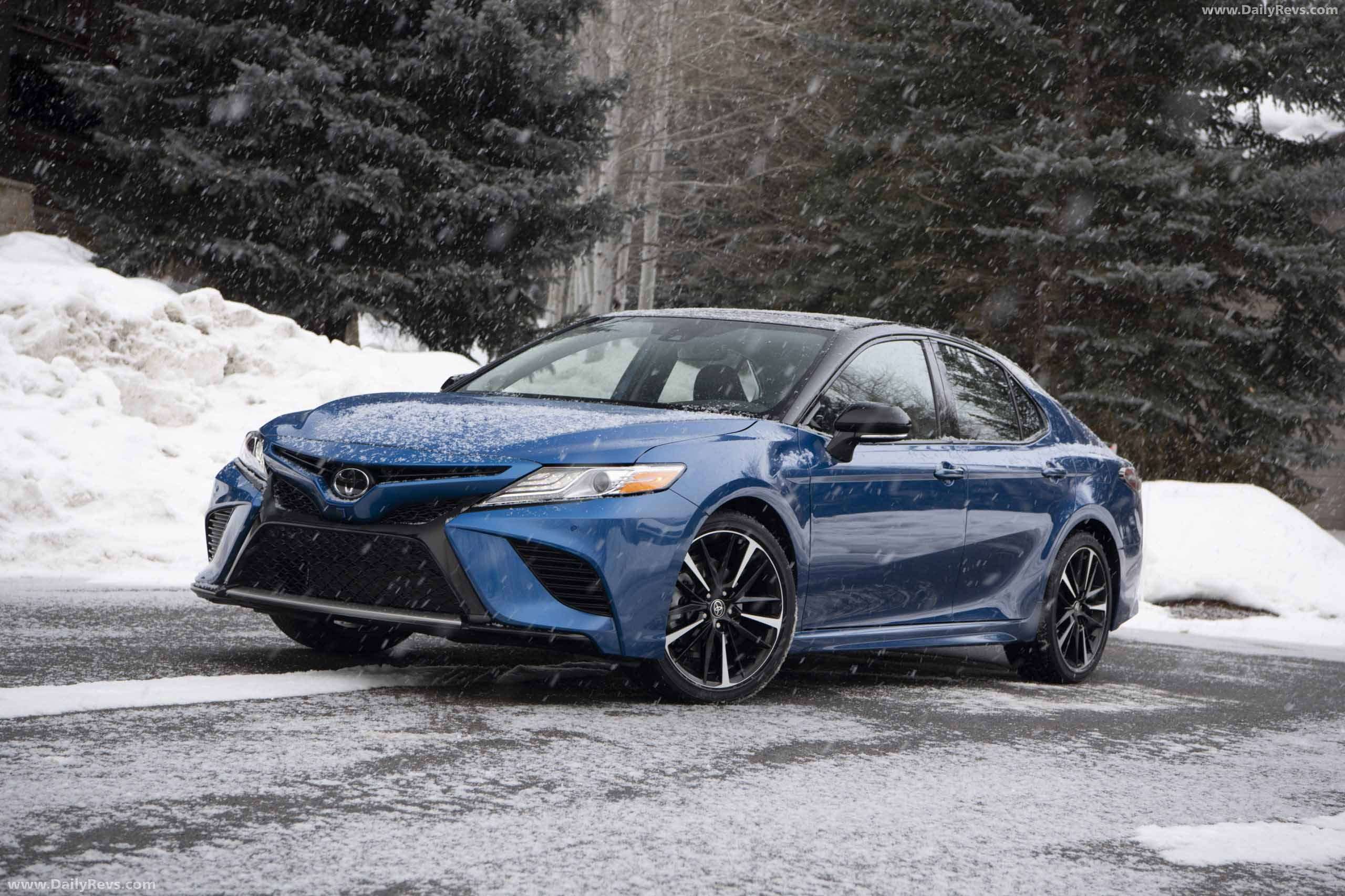 2021 toyota camry awd - hd pictures, videos, specs