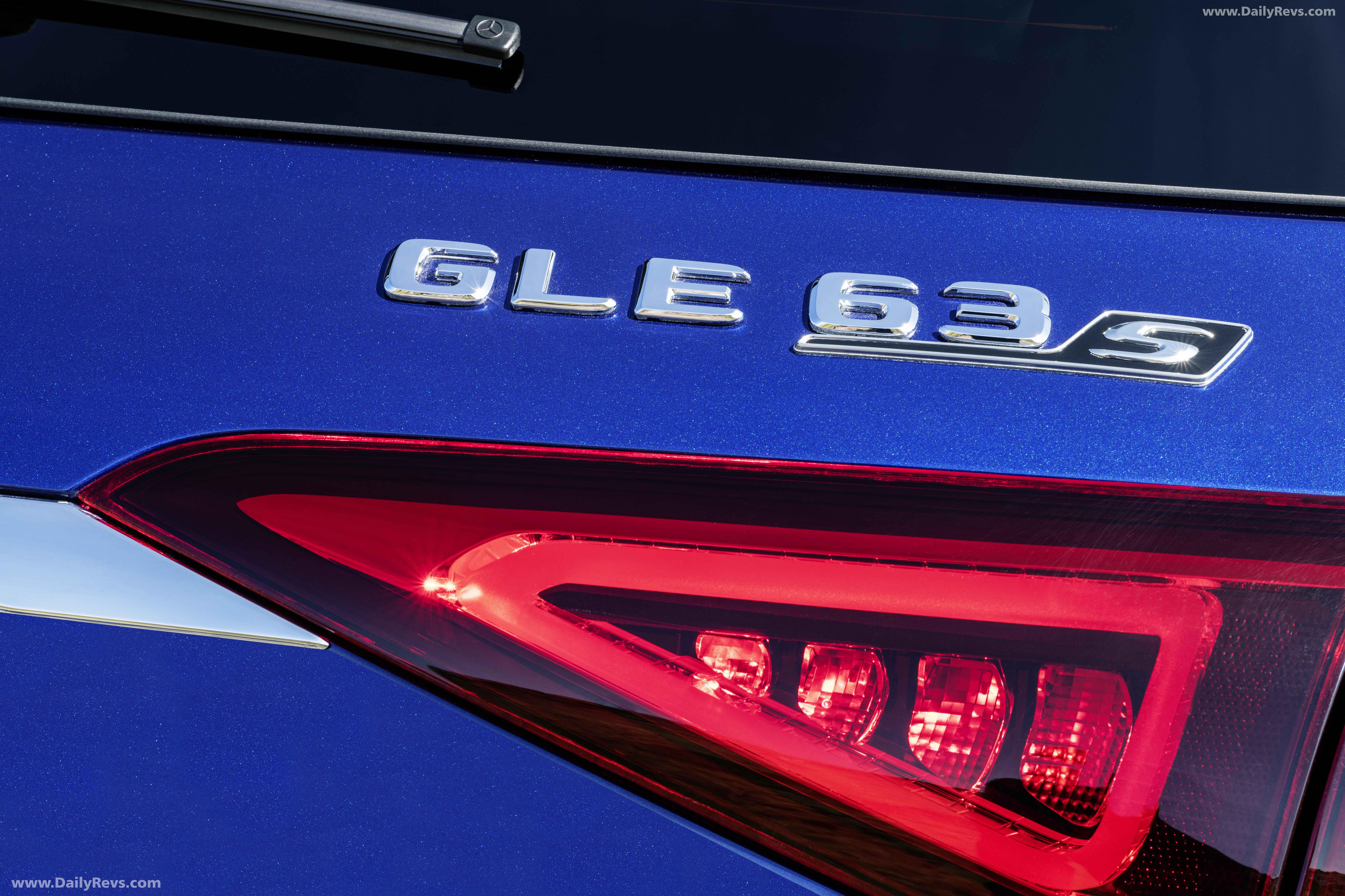 2021 Mercedes-Benz GLE63 S AMG full