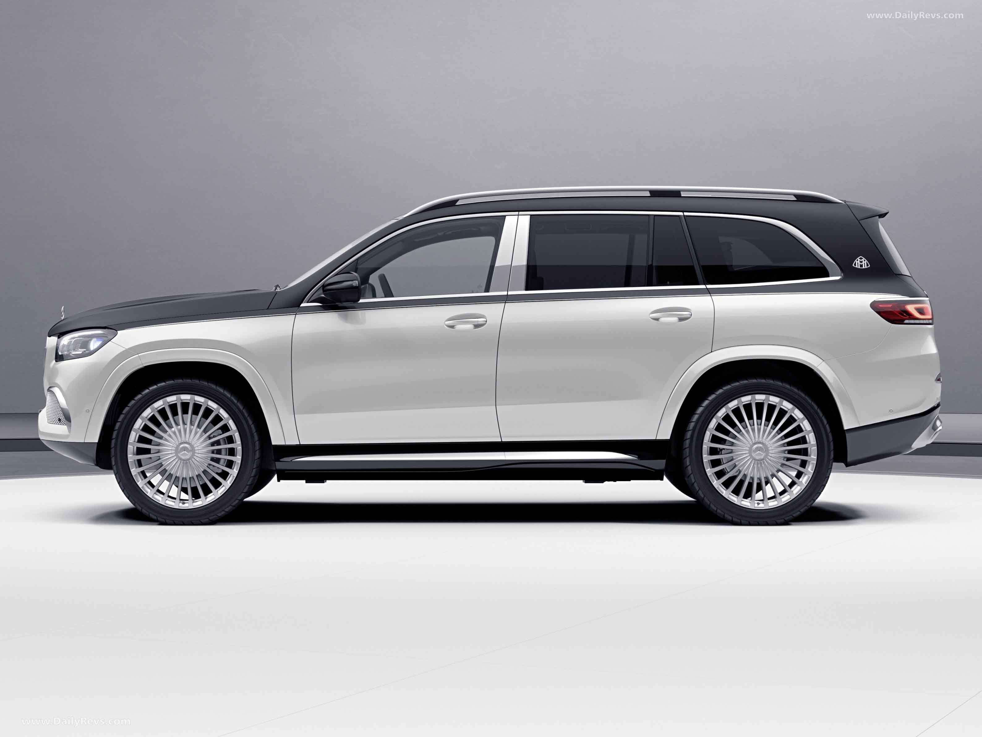 2021 Mercedes Benz Gls 600 Maybach Hd Pictures Videos Specs Information Dailyrevs