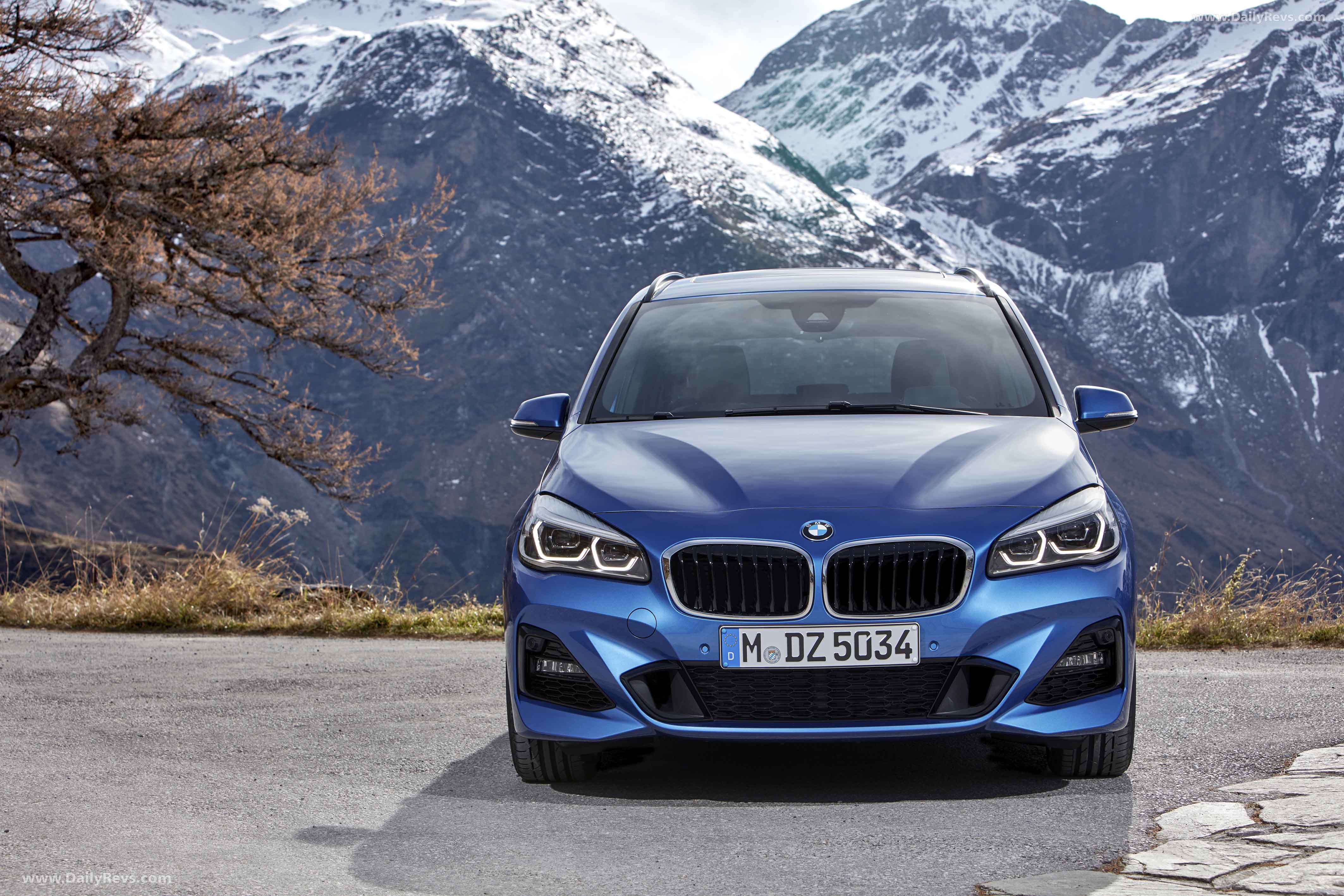 2019 BMW 2-Series Gran Tourer - HD Pictures, Videos, Specs ...