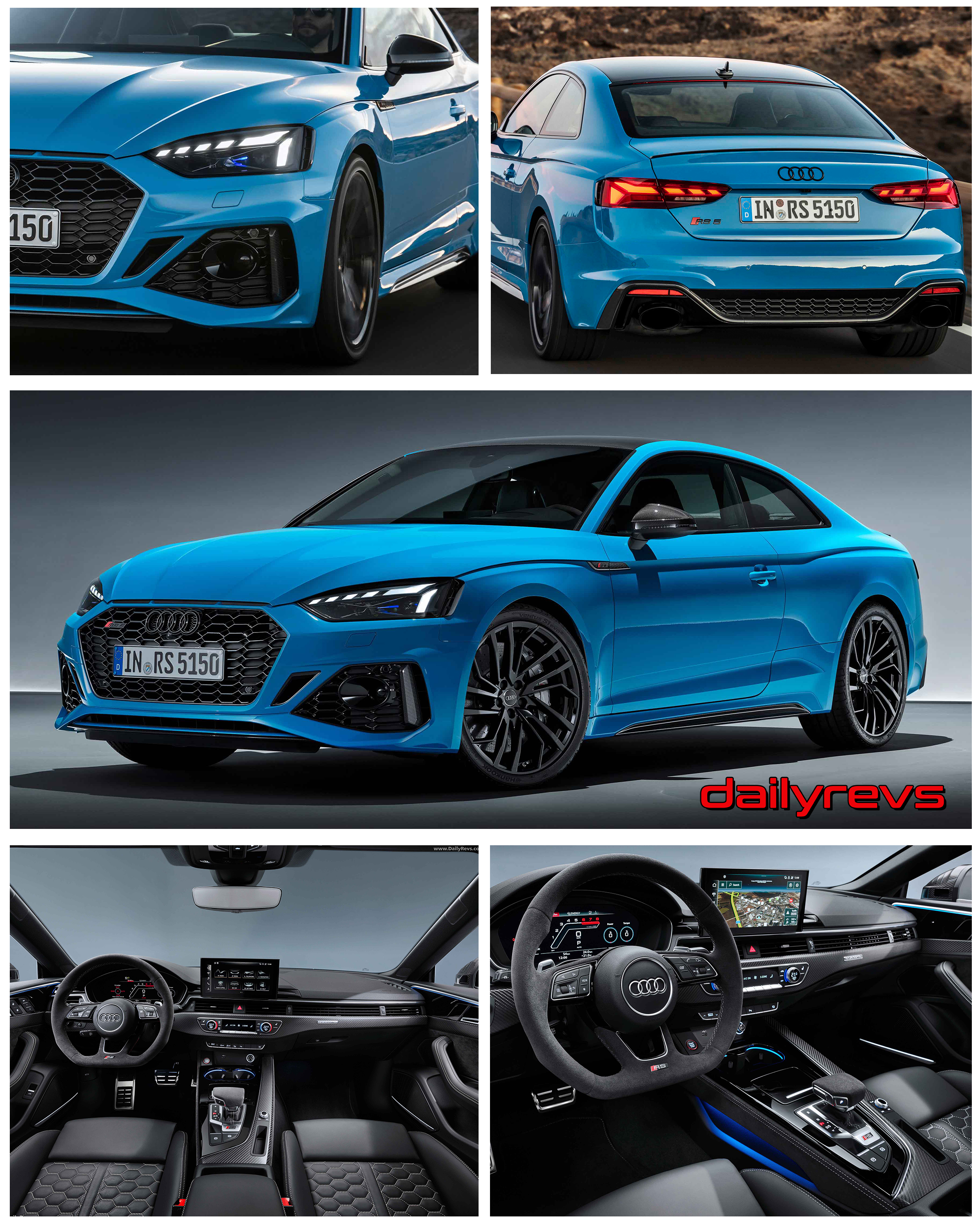 2020 Audi Rs5 Coupe Hd Pictures Videos Specs Information Dailyrevs