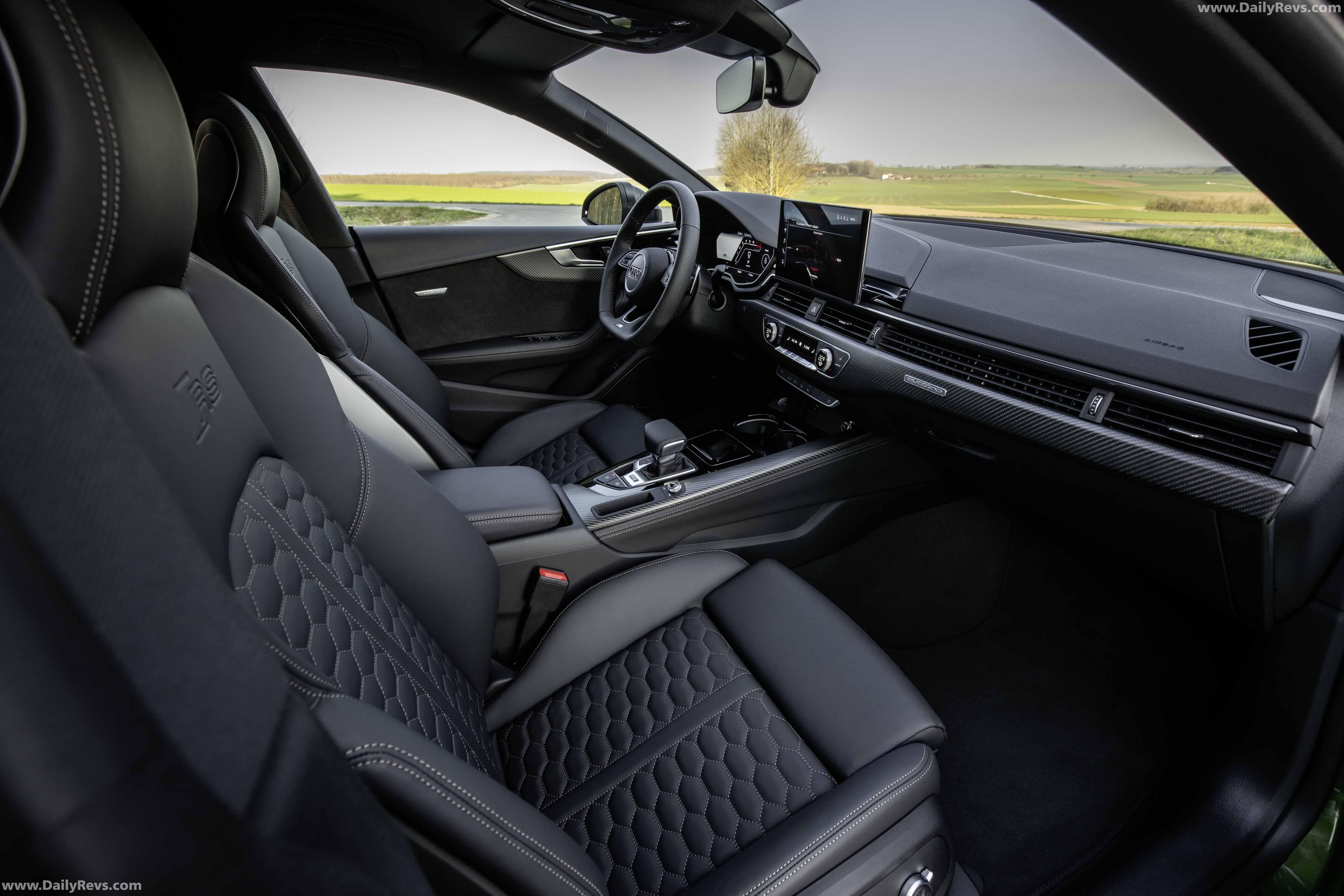 2020 Audi RS5 Sportback full
