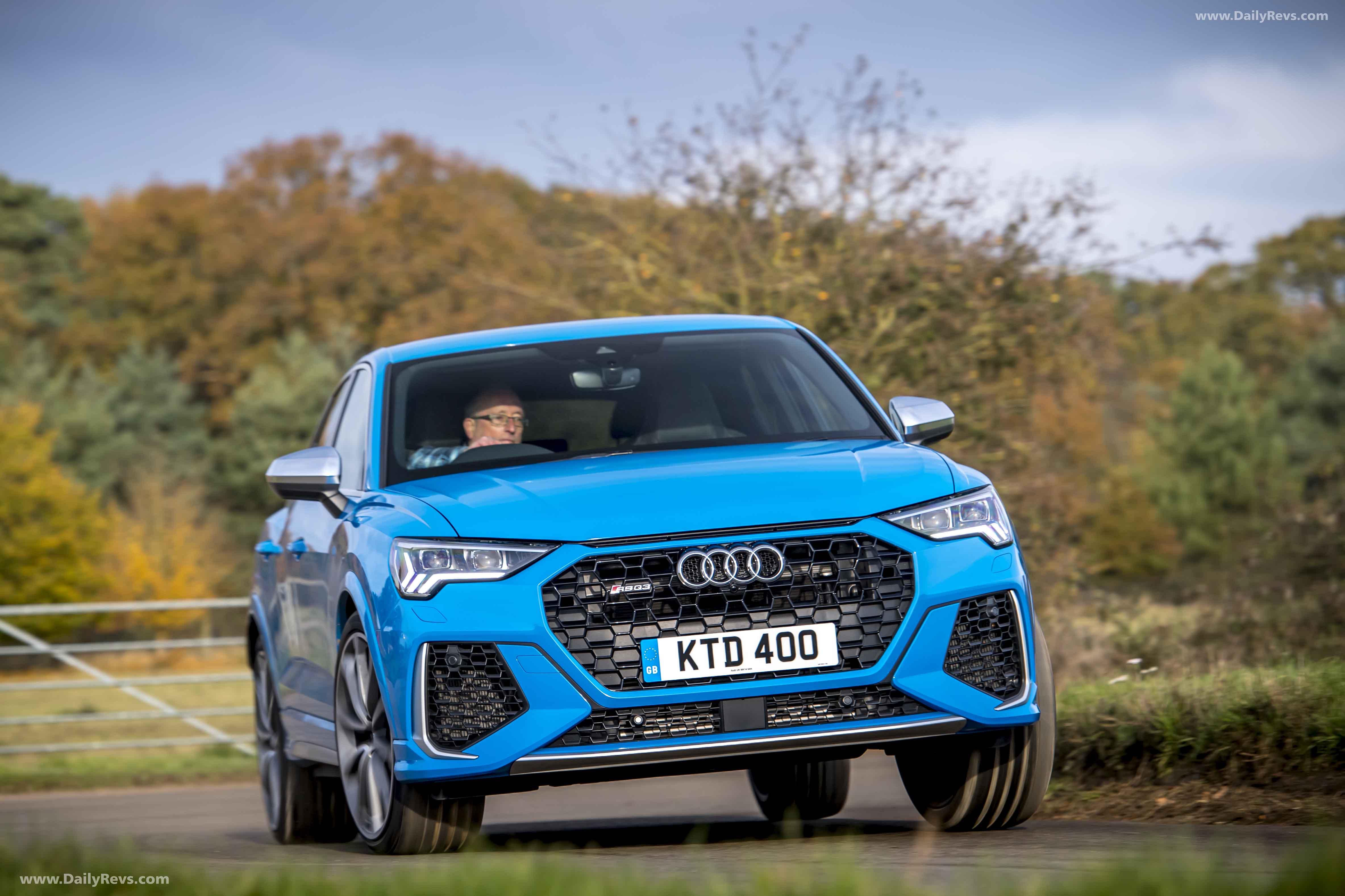 2020 Audi RS Q3 Sportback UK - HD Pictures, Videos ...