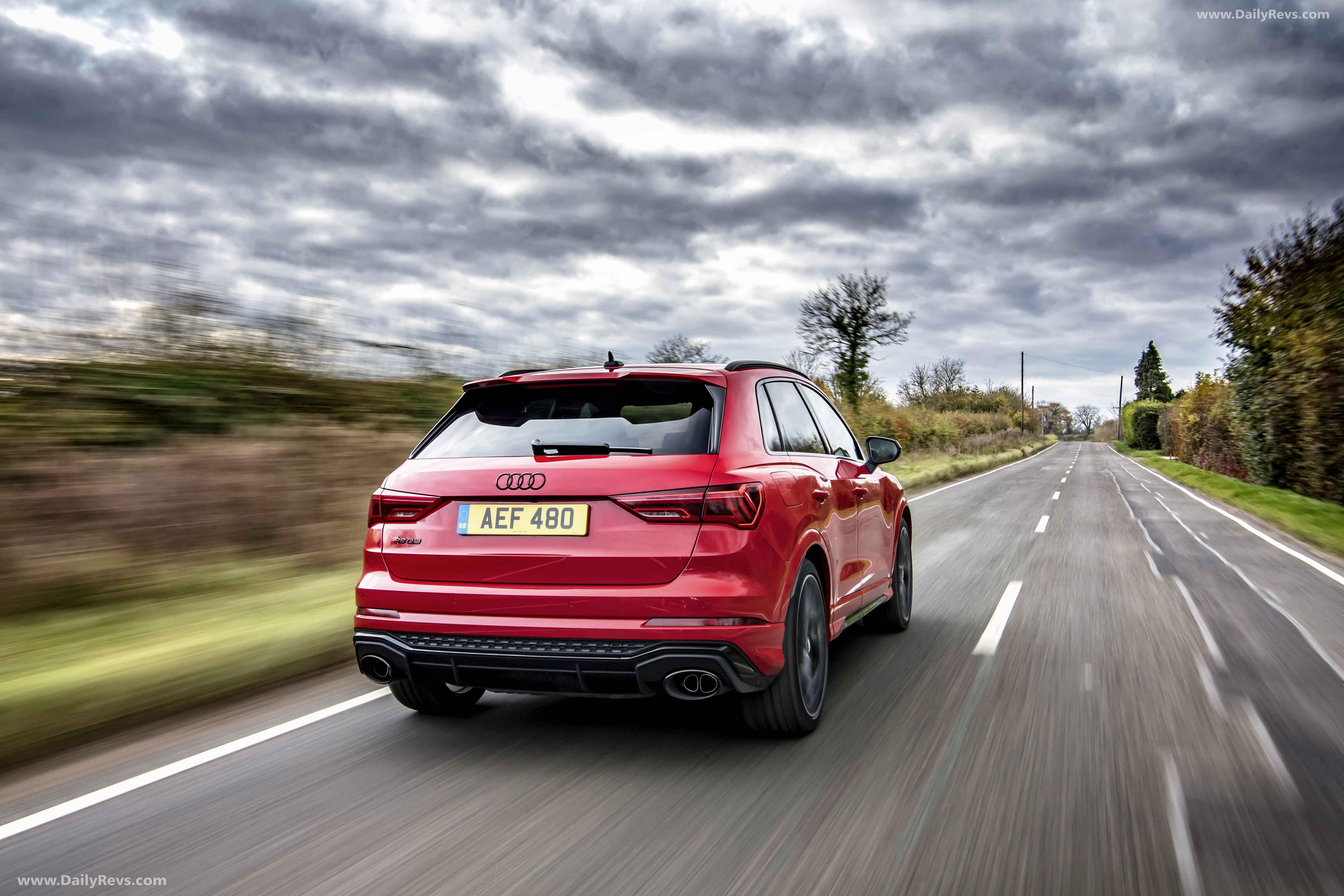 2020 Audi RS Q3 UK - HD Pictures, Videos, Specs ...