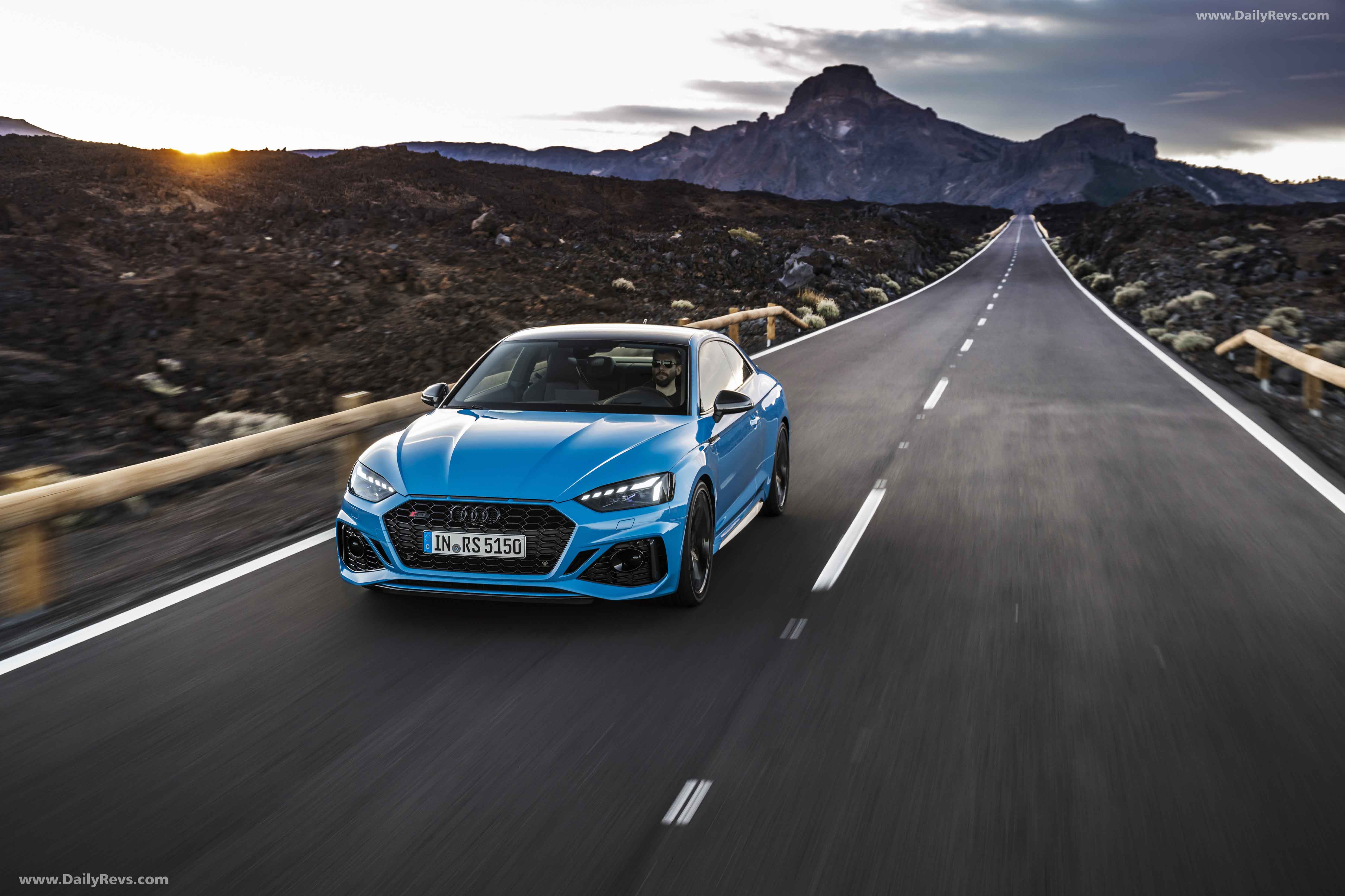 2020 Audi RS5 Coupe full