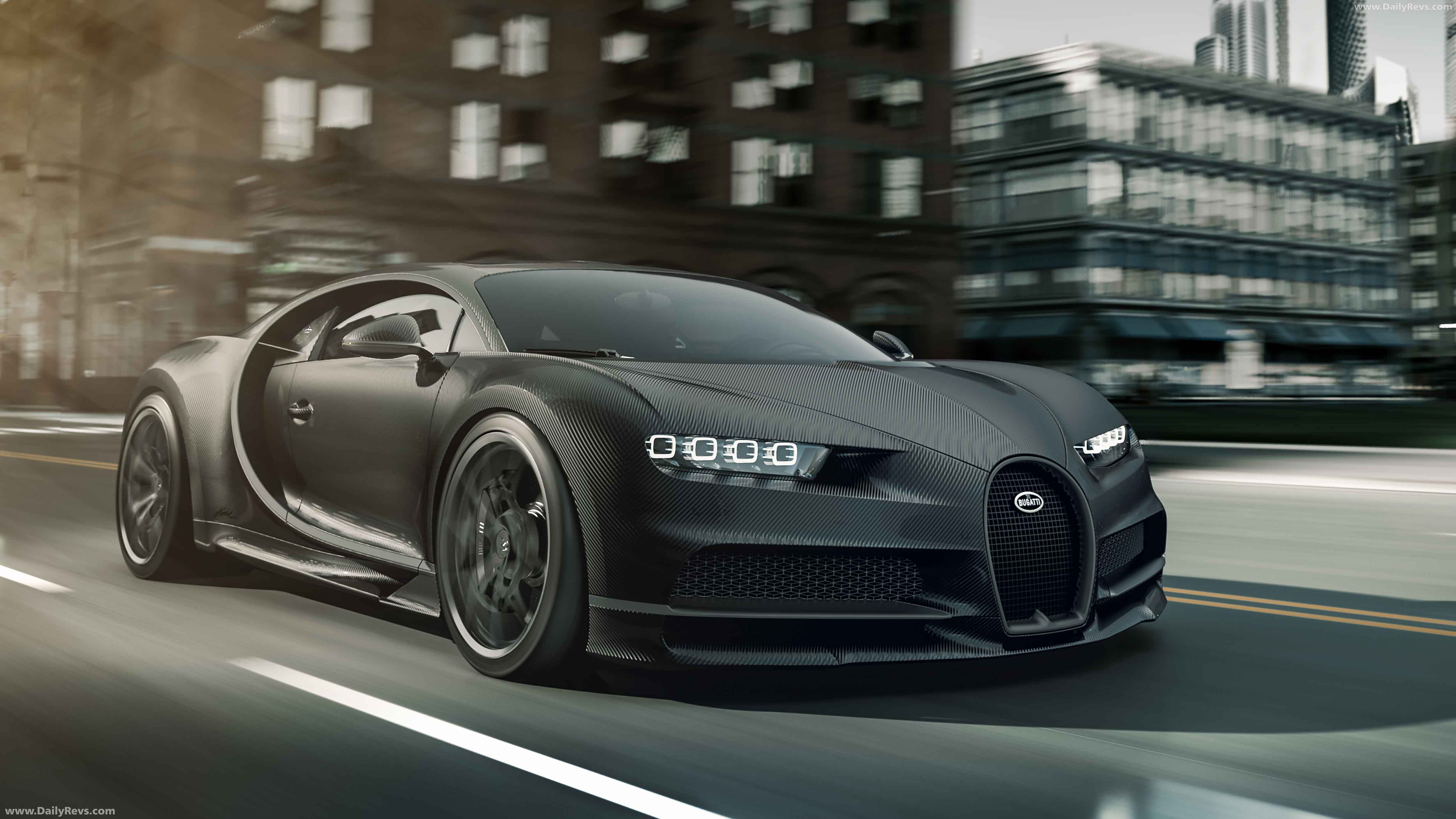 2020 Bugatti Chiron Noire Special Edition - HD Pictures, Videos, Specs & Information - Dailyrevs