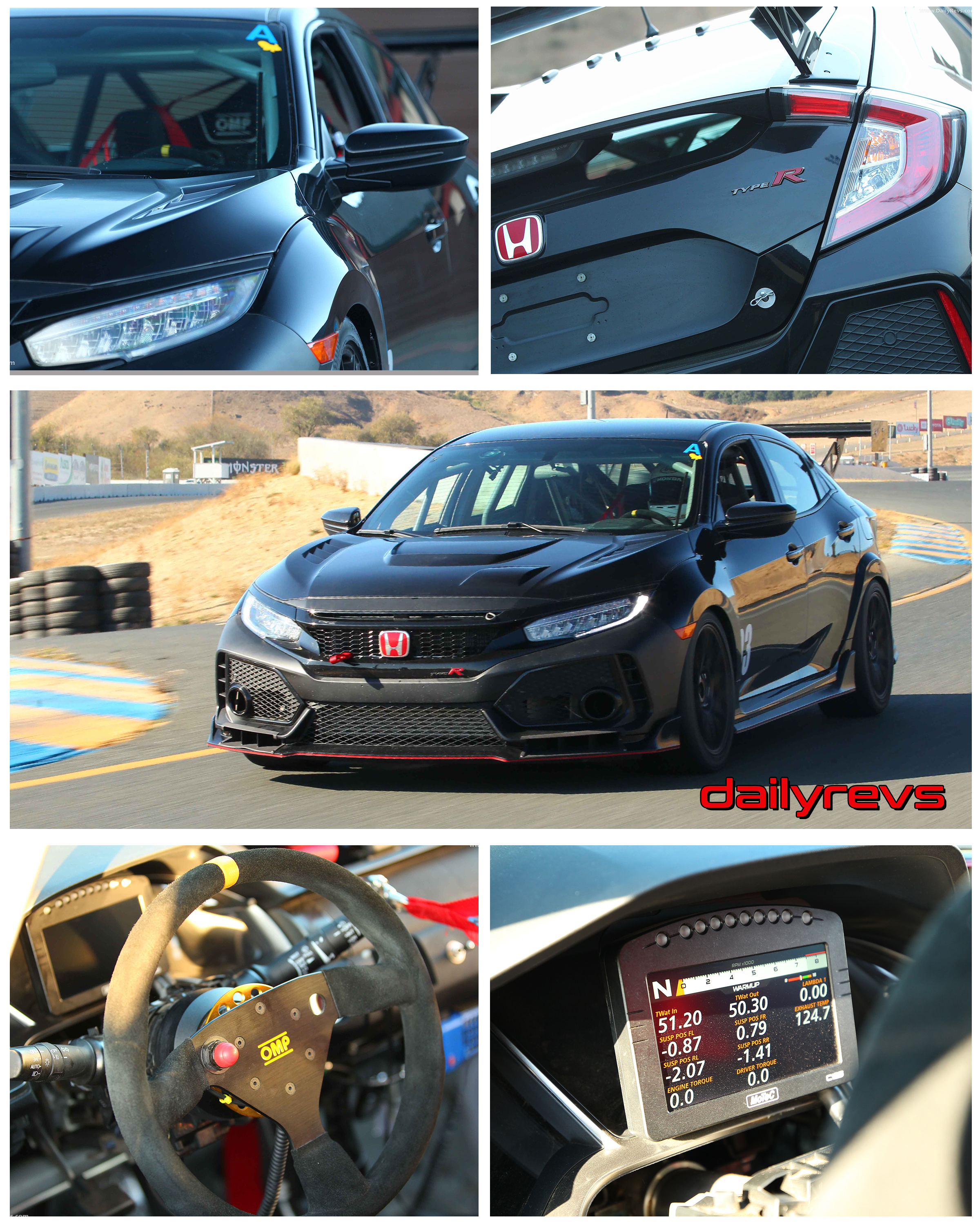 2020 Honda Civic Type R Tc Hd Pictures Videos Specs Information Dailyrevs