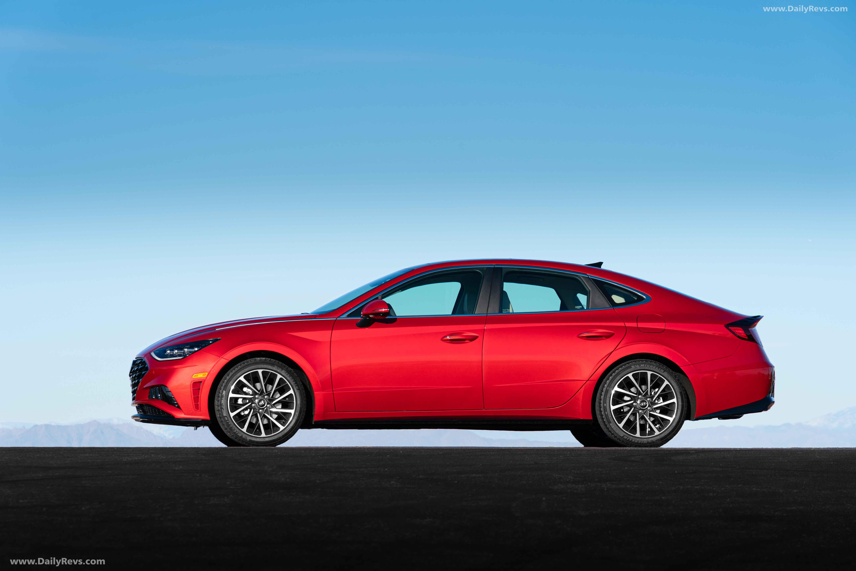 2020 Hyundai Sonata Limited - HD Pictures, Videos, Specs ...