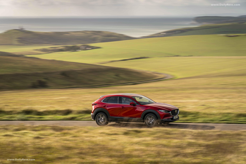 2020 Mazda CX-30 Skyactiv-X UK - HD Pictures, Videos ...