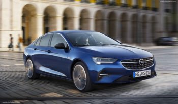 2020 Opel Insignia Grand Sport full