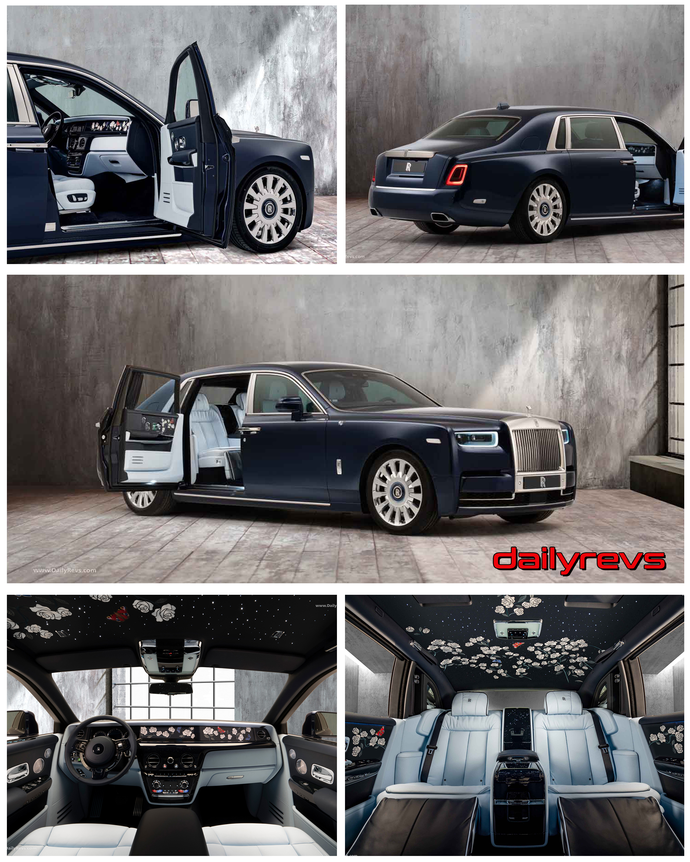 2020 rolls royce phantom