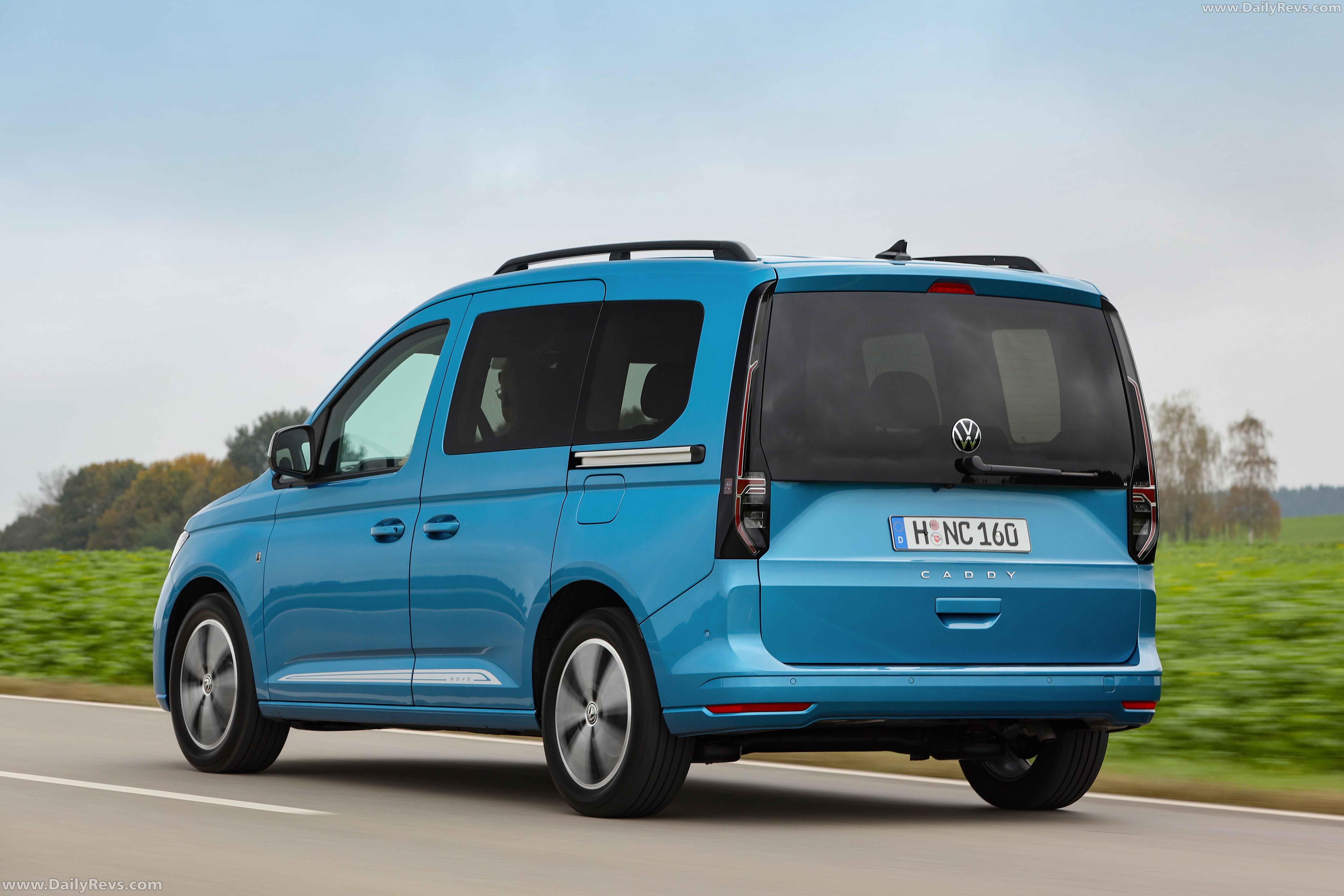 2020 Volkswagen Caddy - HD Pictures, Videos, Specs ...