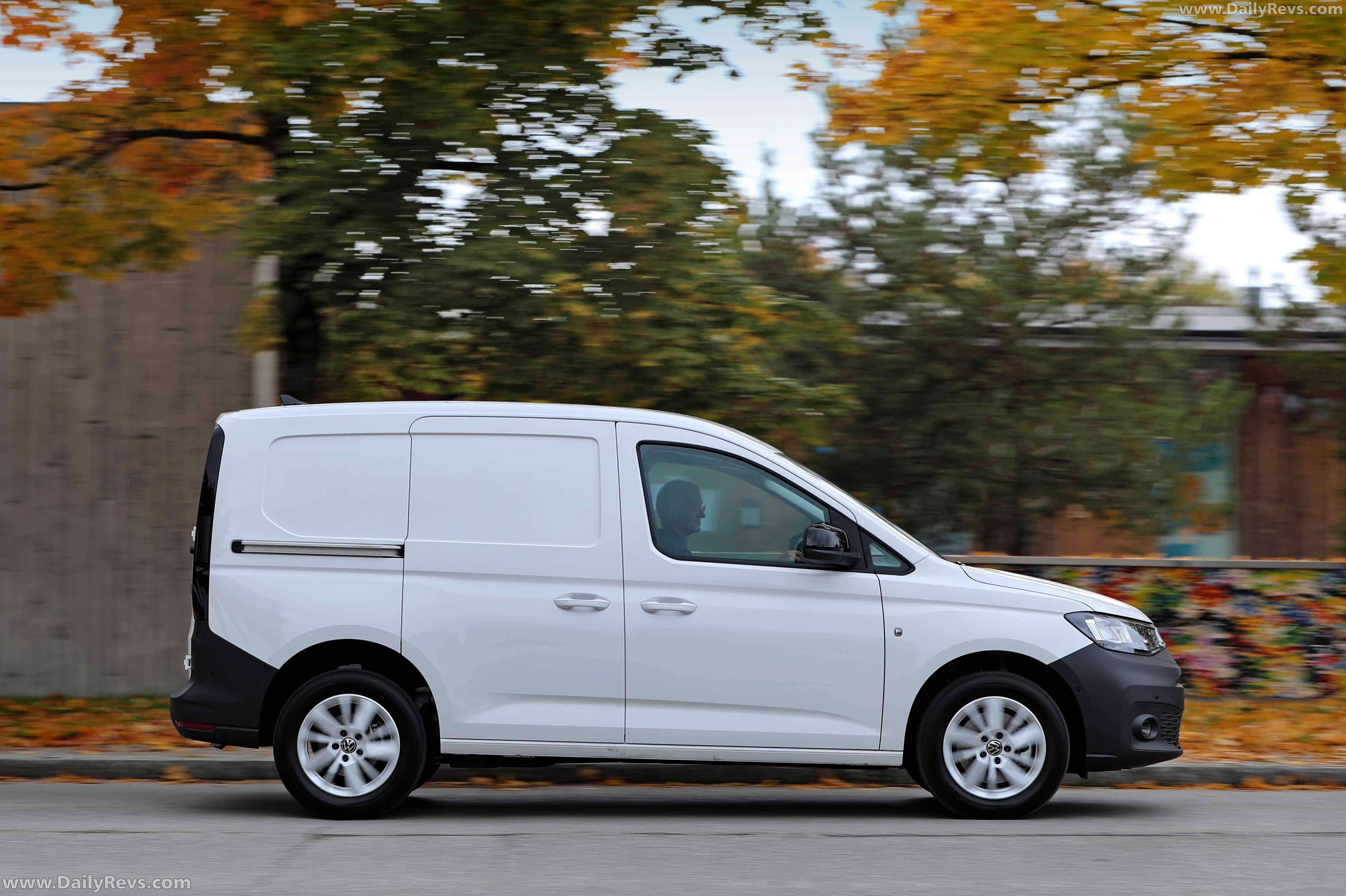 2020 Volkswagen Caddy Hd Pictures Videos Specs Information Dailyrevs
