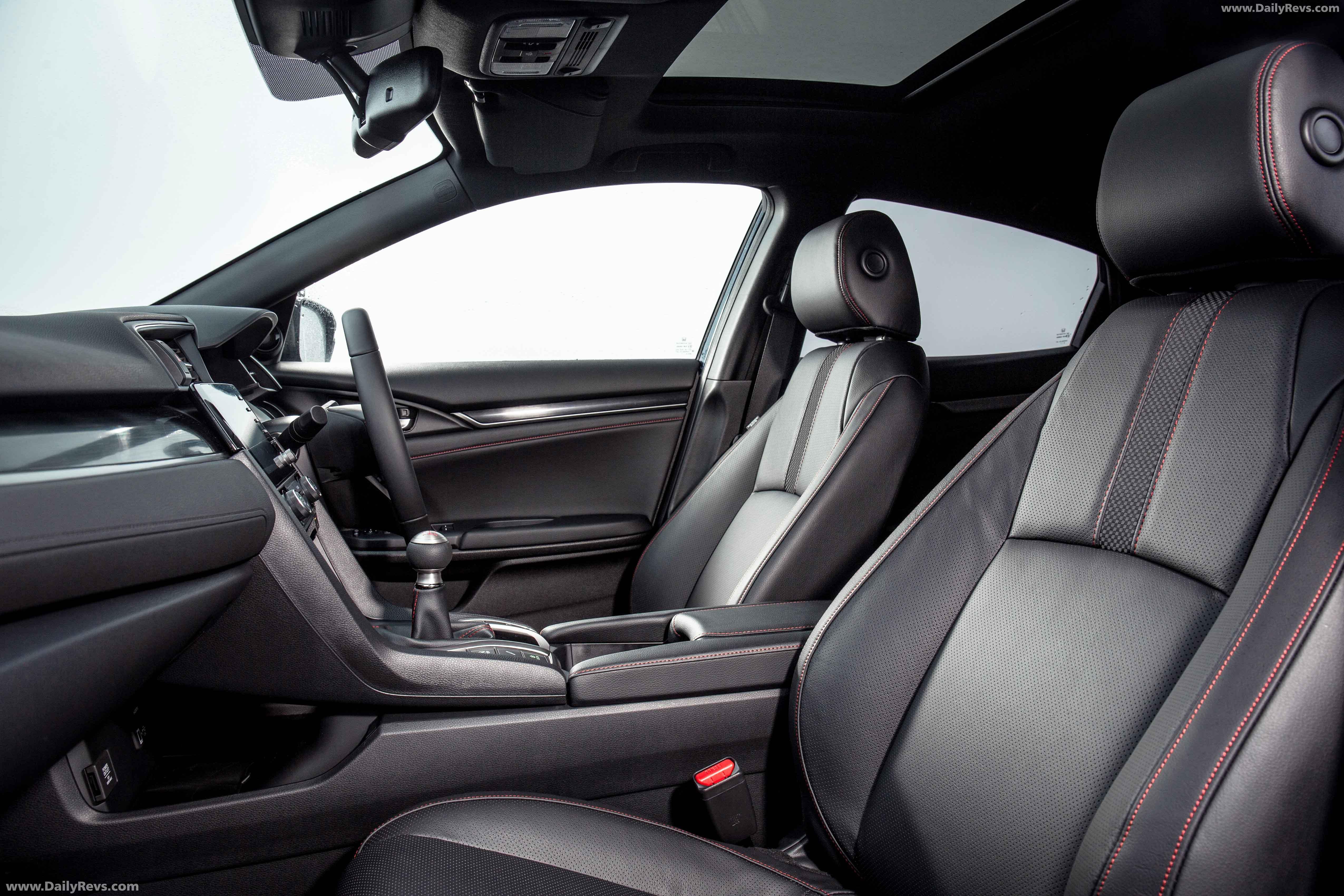 2021 Honda Civic Sport-Line full