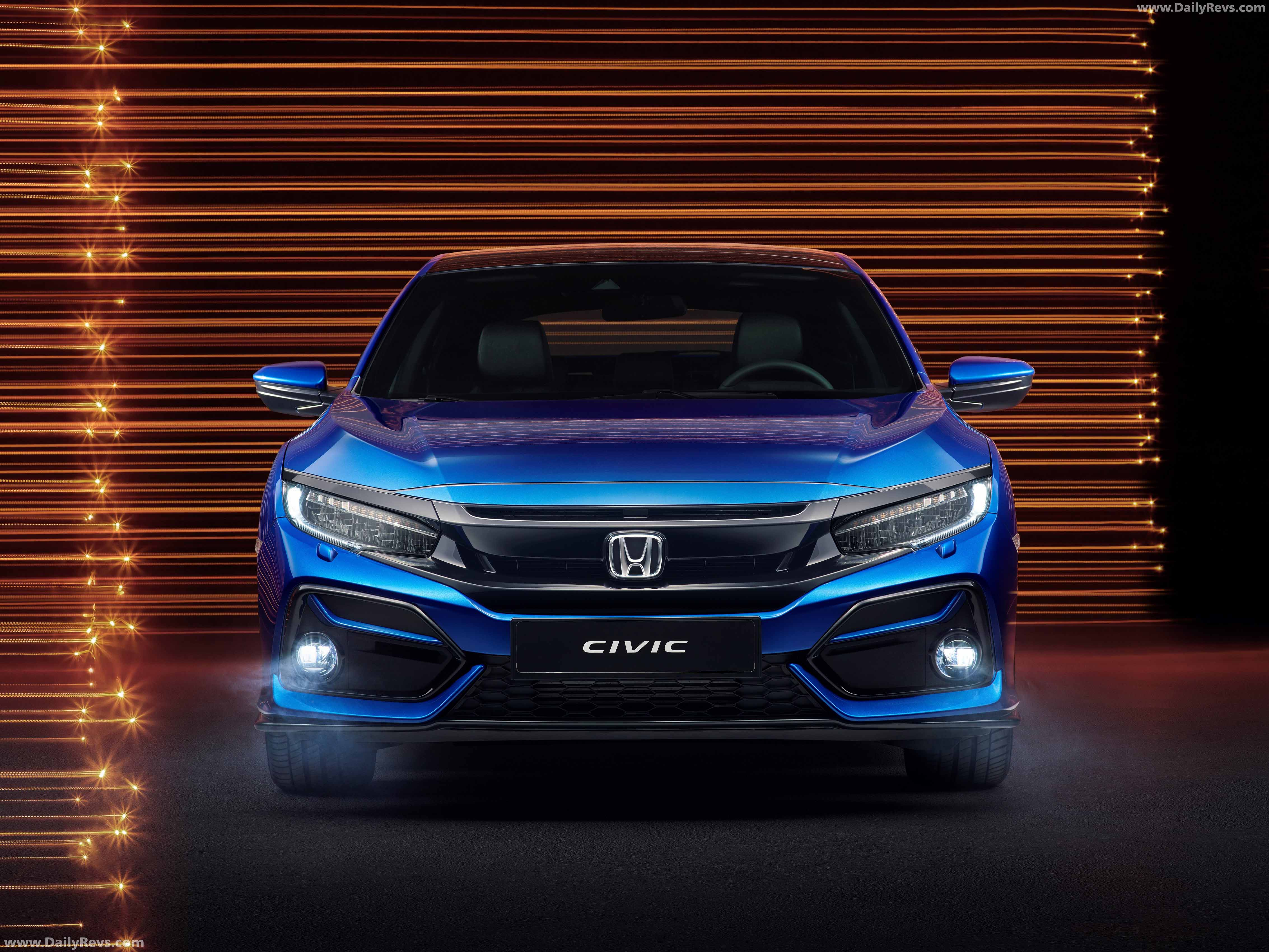 2021 honda civic sportline  hd pictures videos specs