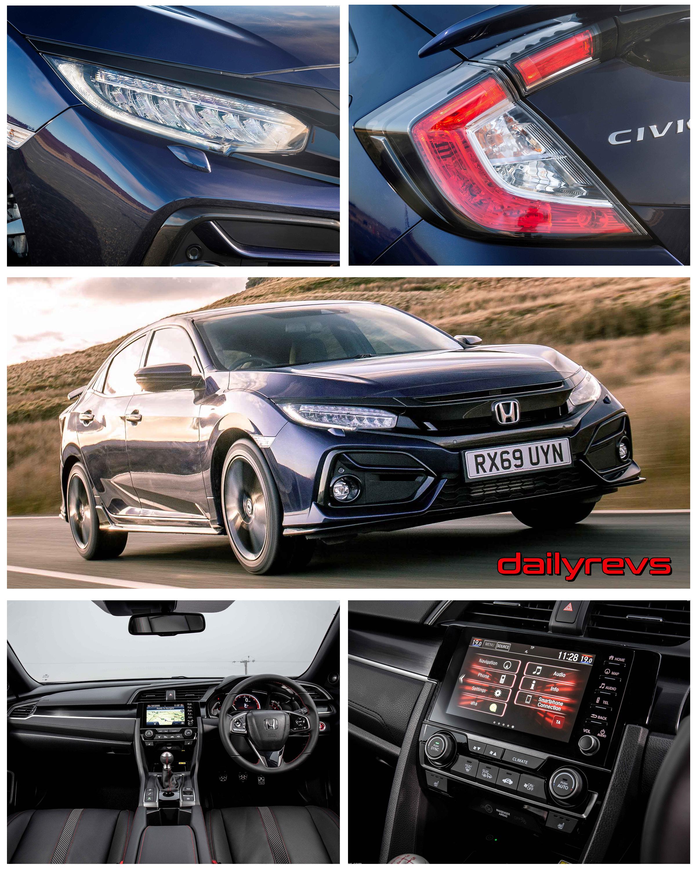 2021 Honda Civic Sport-Line
