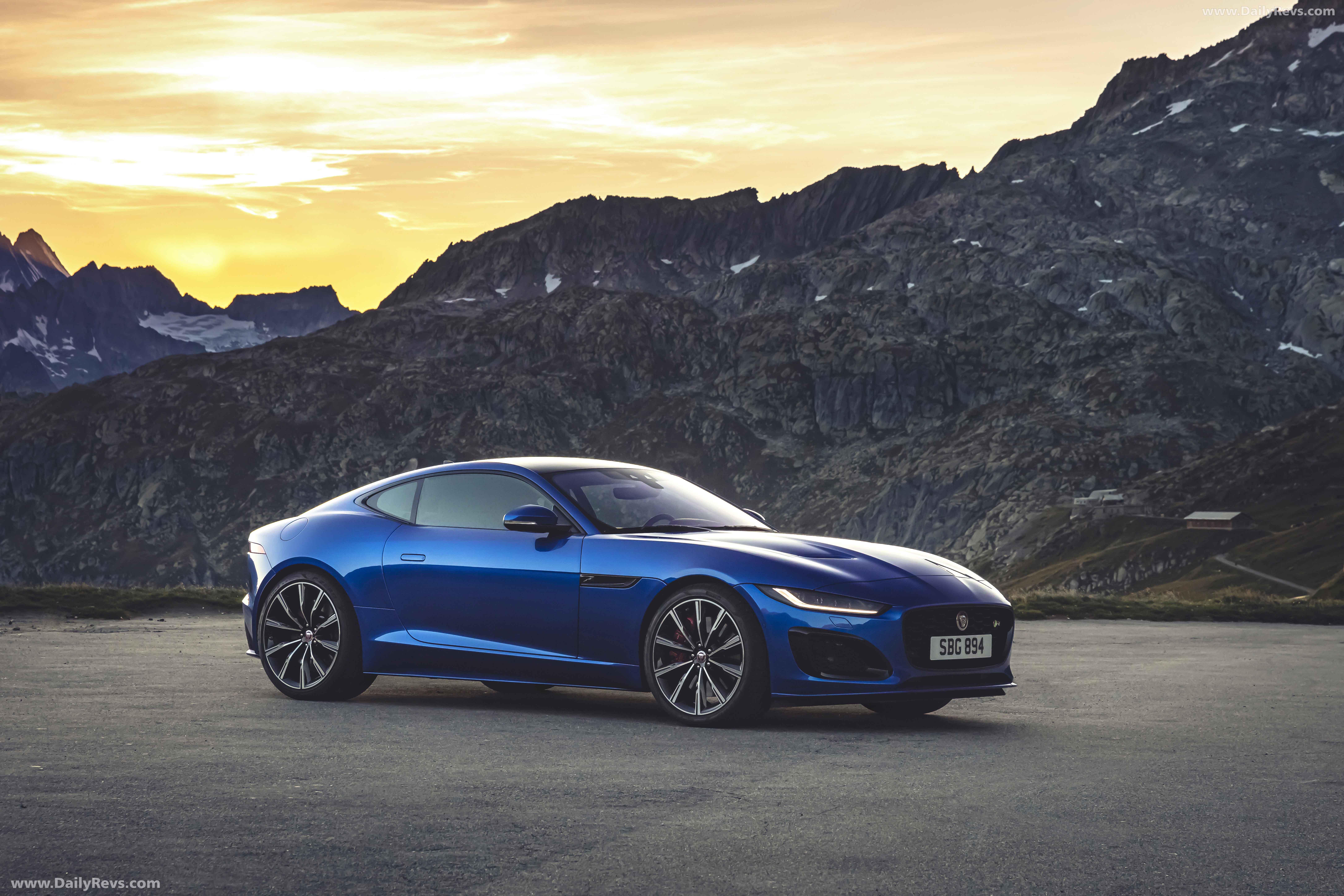 2021 jaguar f-type - hd pictures, videos, specs