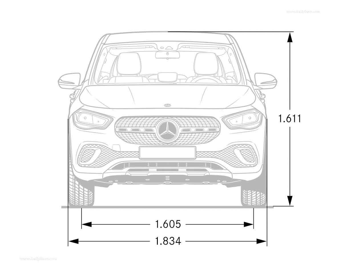 2021 Mercedes-Benz GLA full