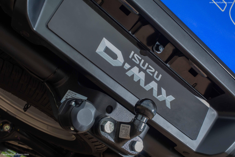 2019 Isuzu D-Max Workman+ full