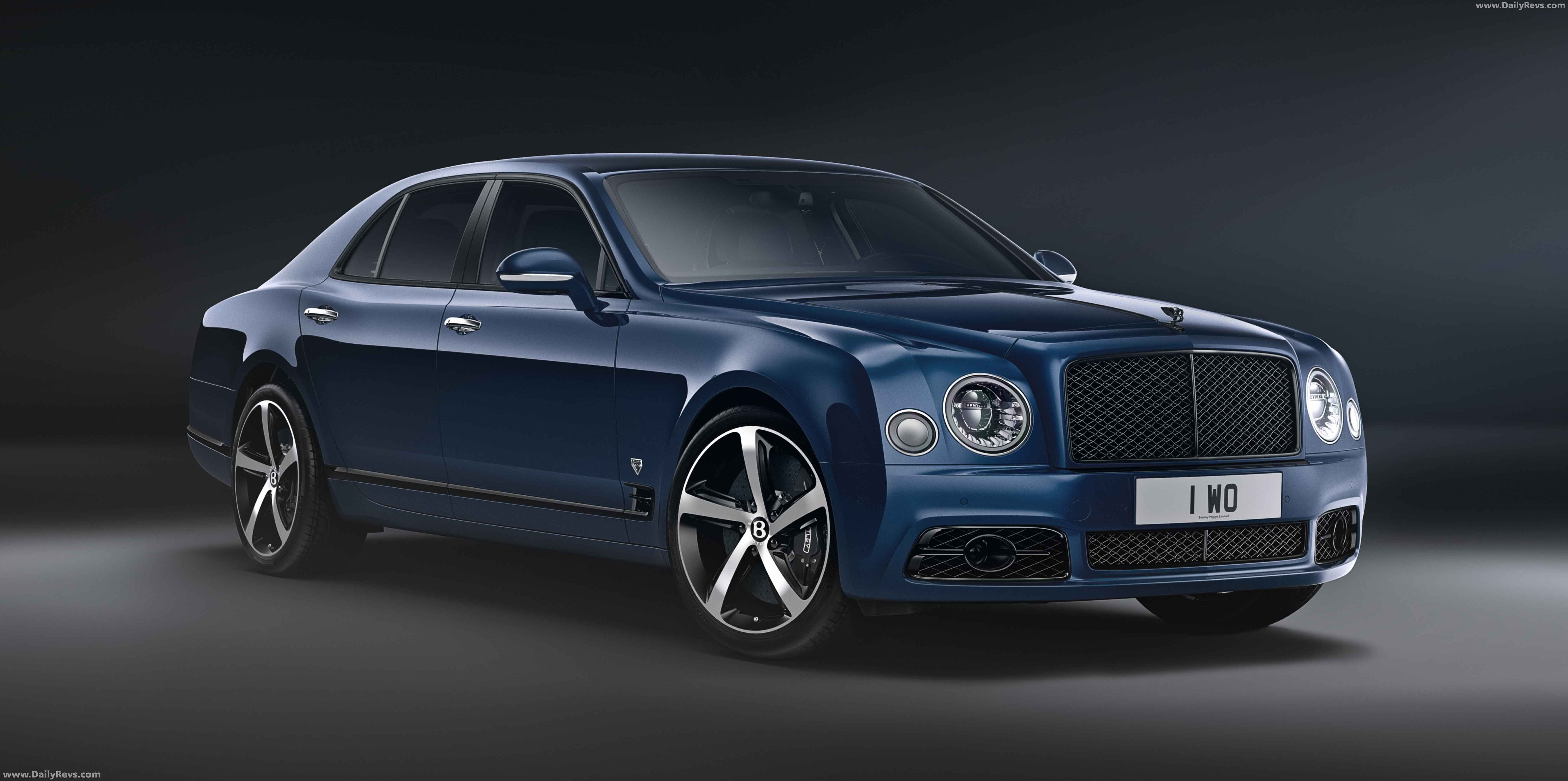2020 Bentley Mulsanne 6.75 Edition by Mulliner - HD ...