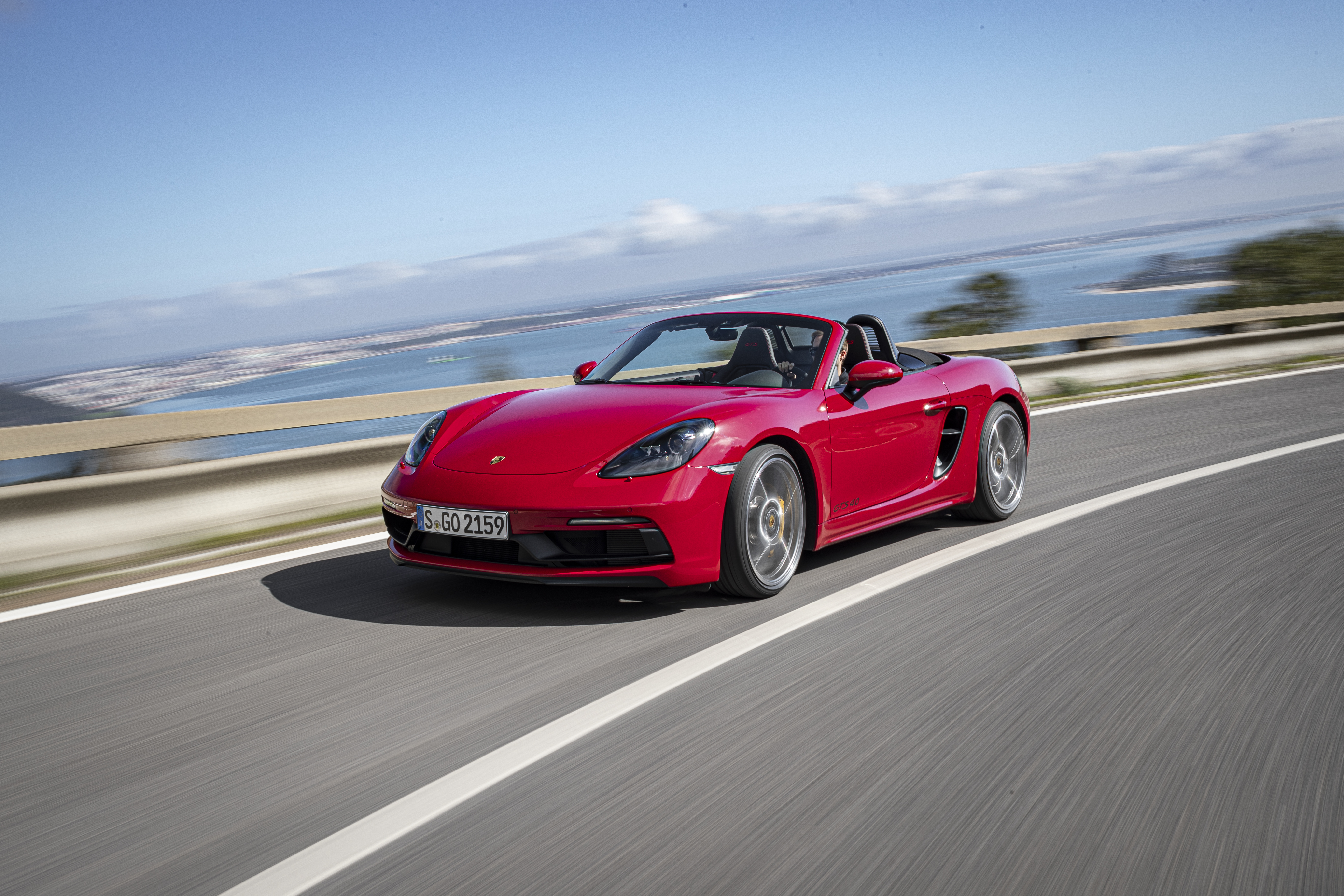 2020 Porsche 718 Boxster GTS 4.0 - HD Pictures, Videos ...