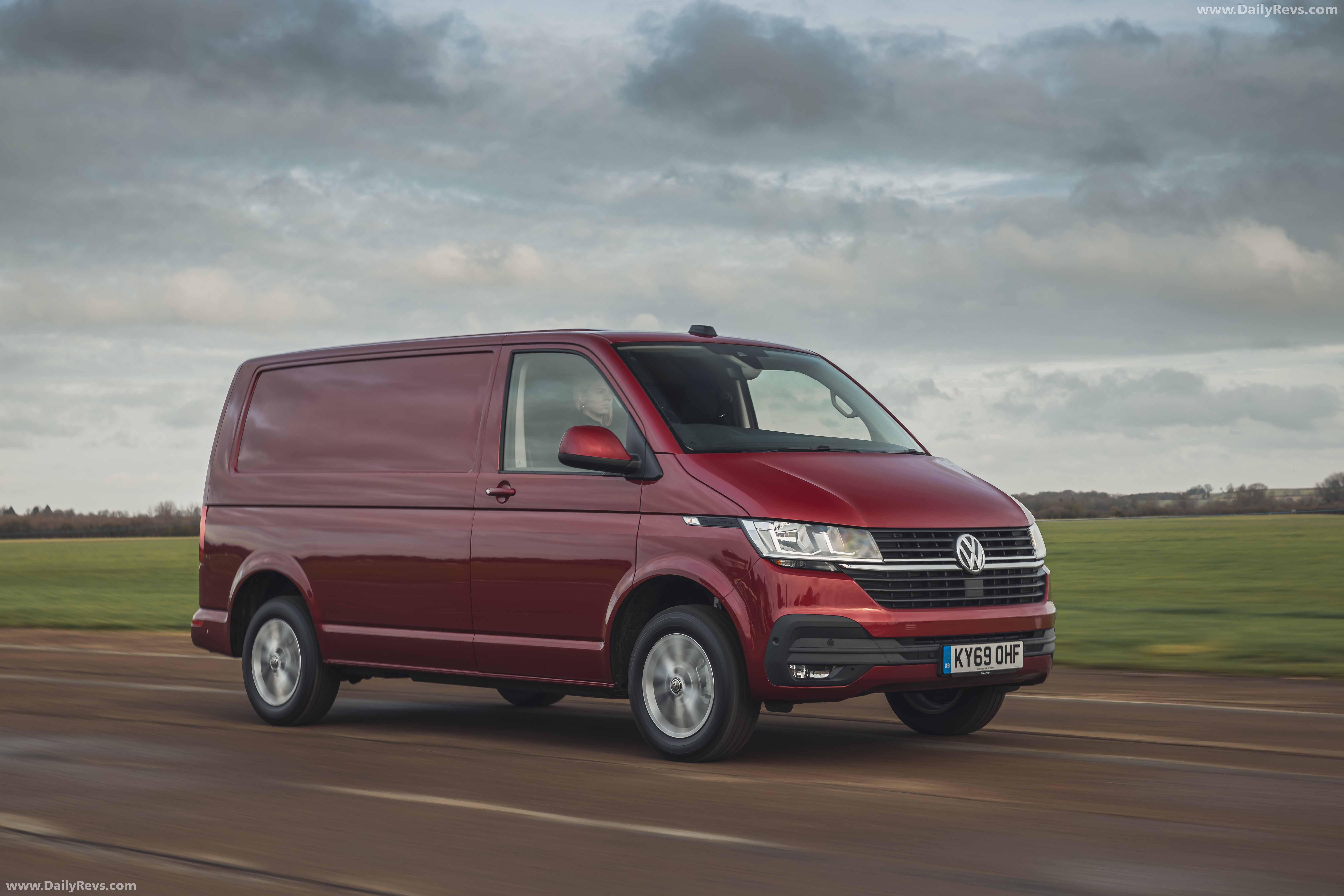 2020 Volkswagen Transporter 6.1 - HD Pictures, Videos ...