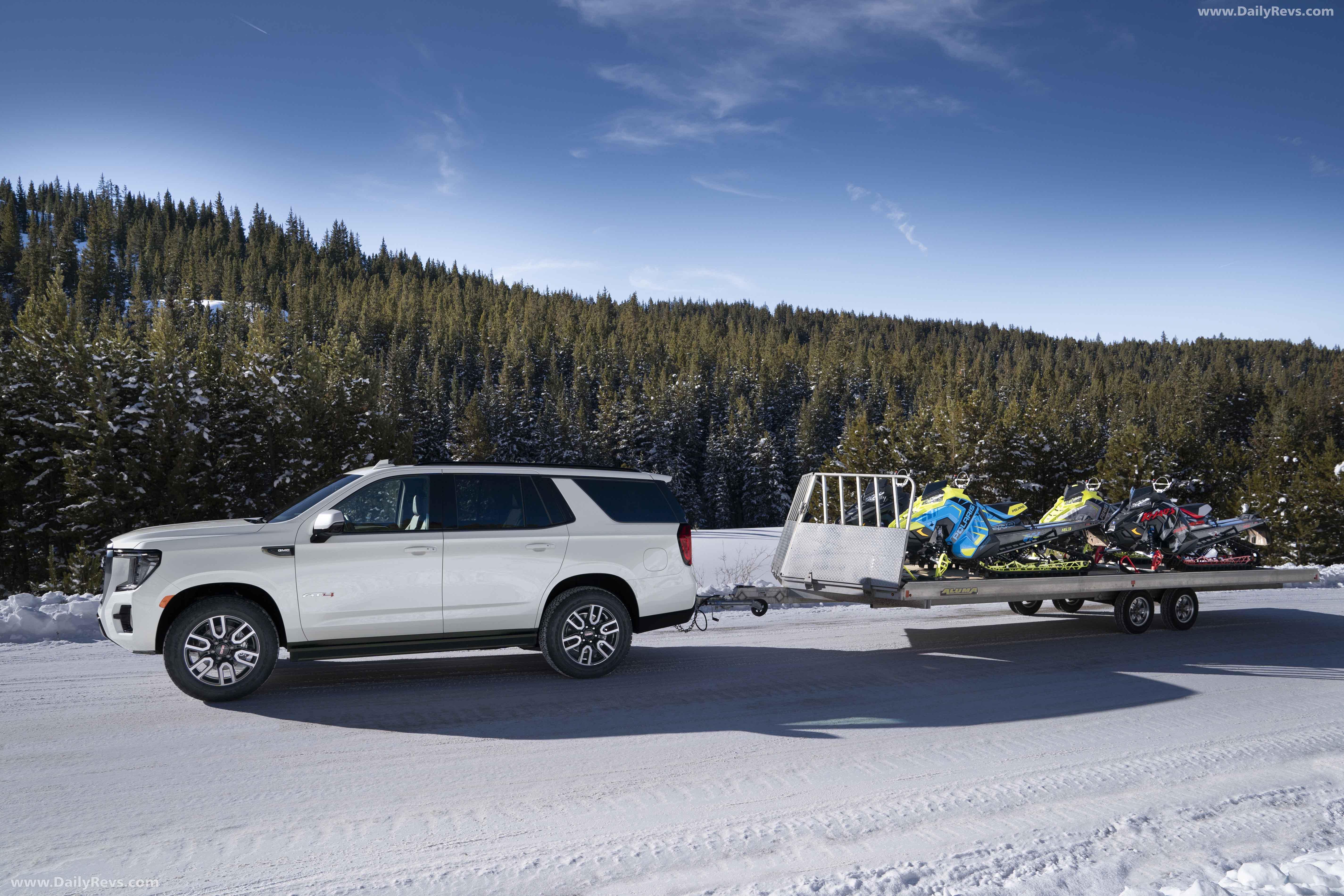 2021 GMC Yukon AT4 full