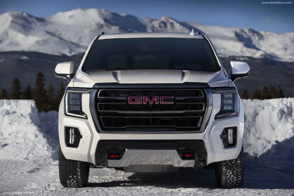 2021 GMC Yukon AT4 - HD Pictures, Videos, Specs ...