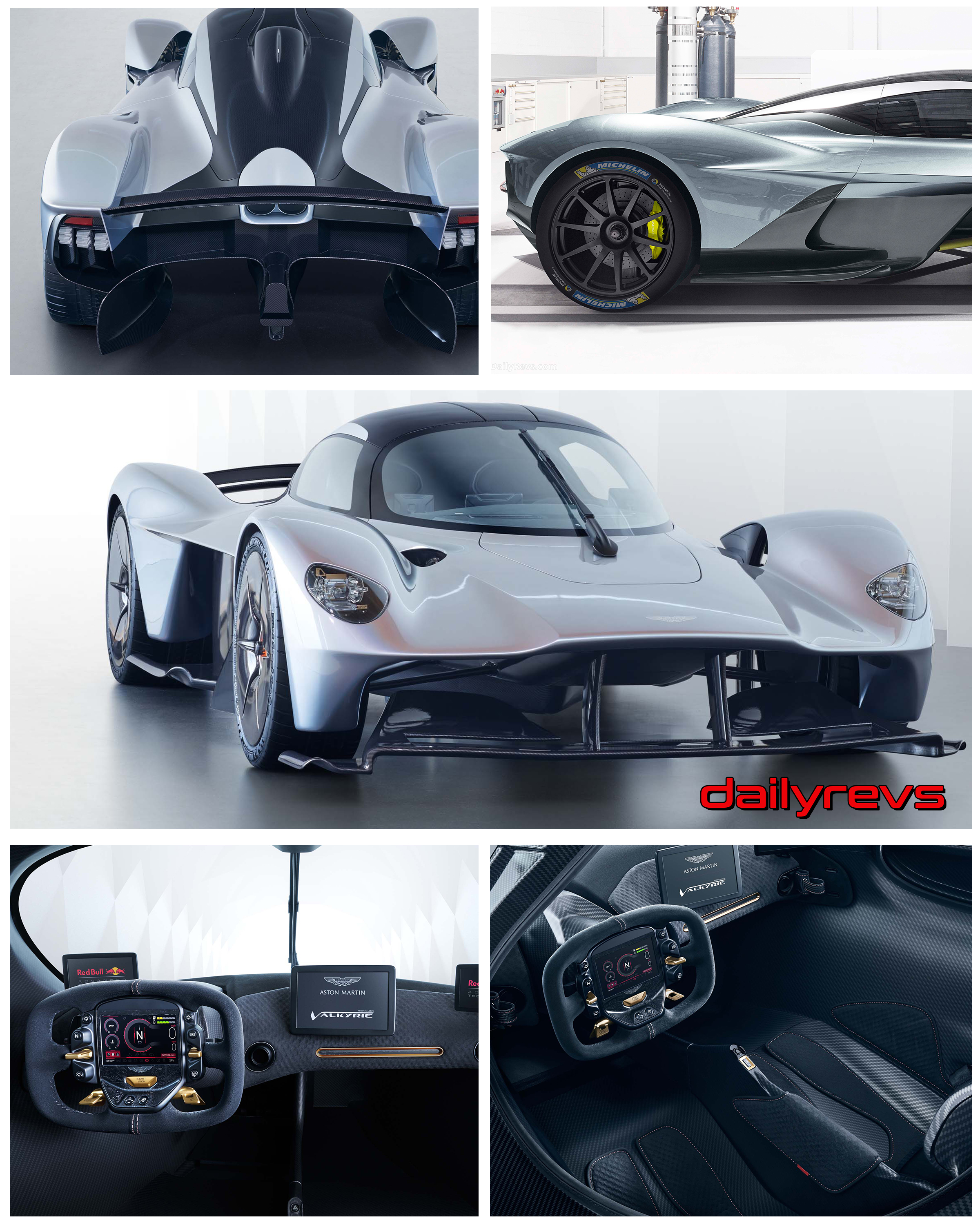 Aston Martin Valkyrie Sport: HD Pictures, Videos, Specs