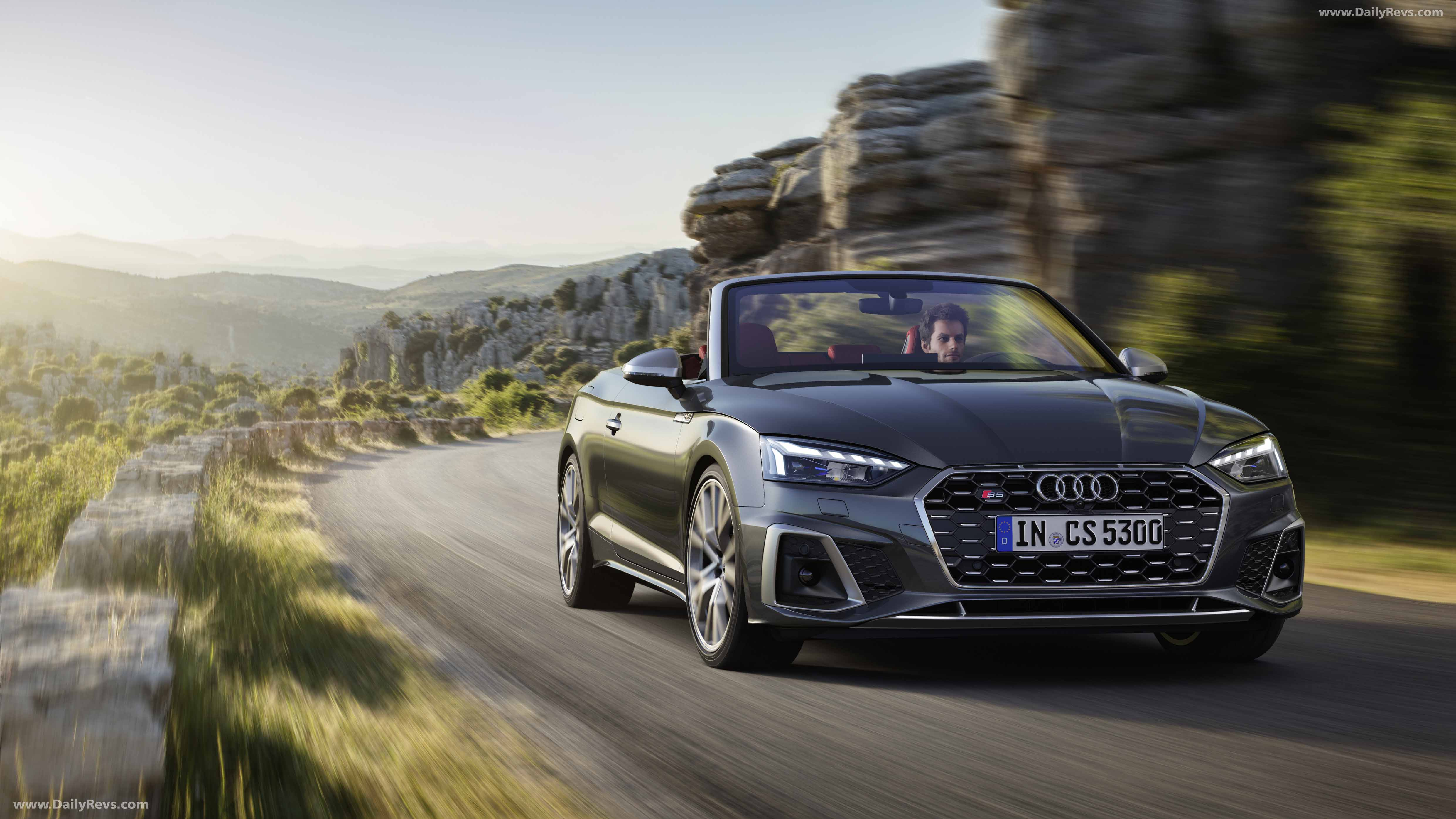 2020 audi s5 cabriolet tfsi  hd pictures videos specs