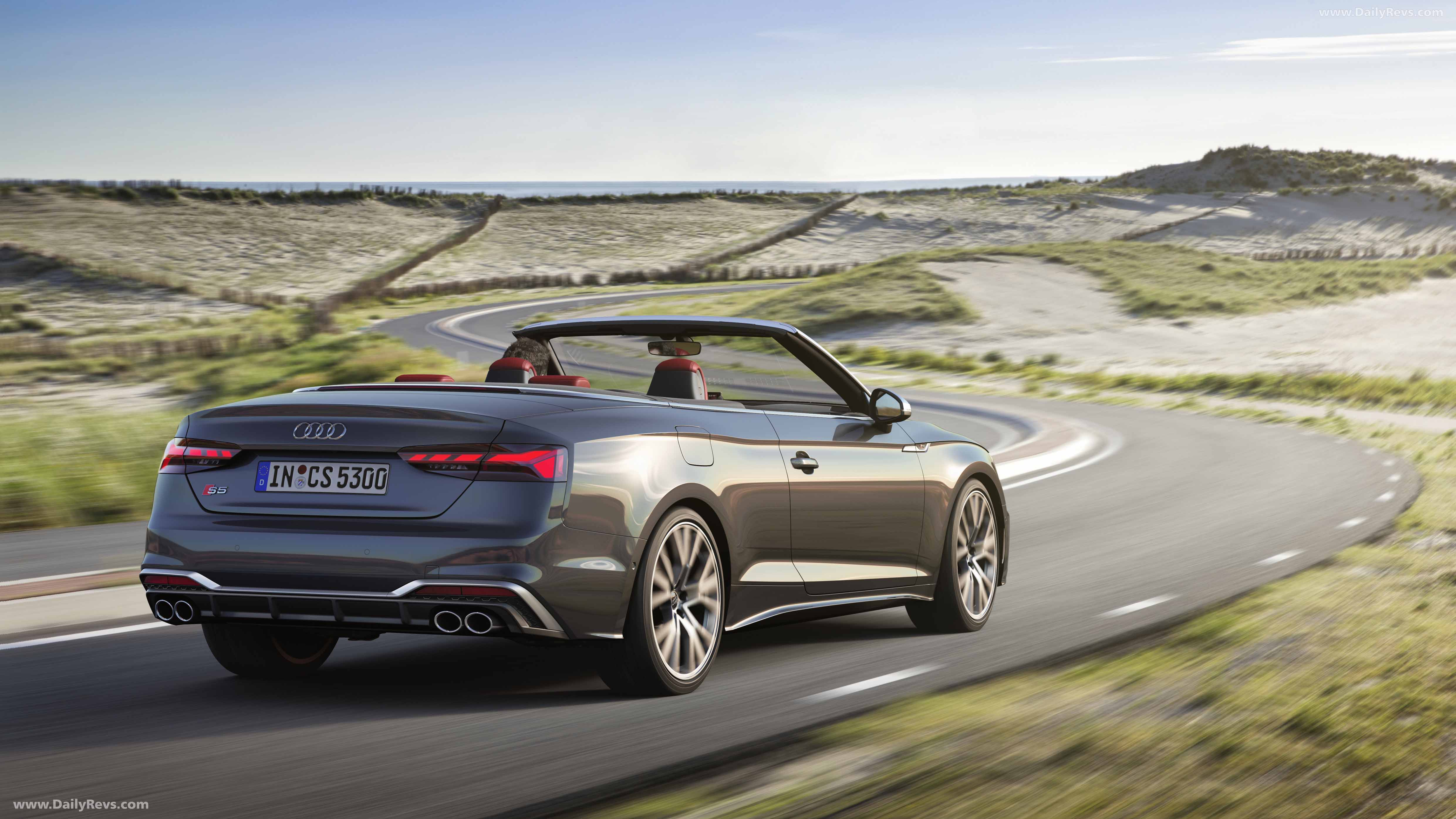 2020 Audi S5 Cabriolet TFSI - HD Pictures, Videos, Specs ...